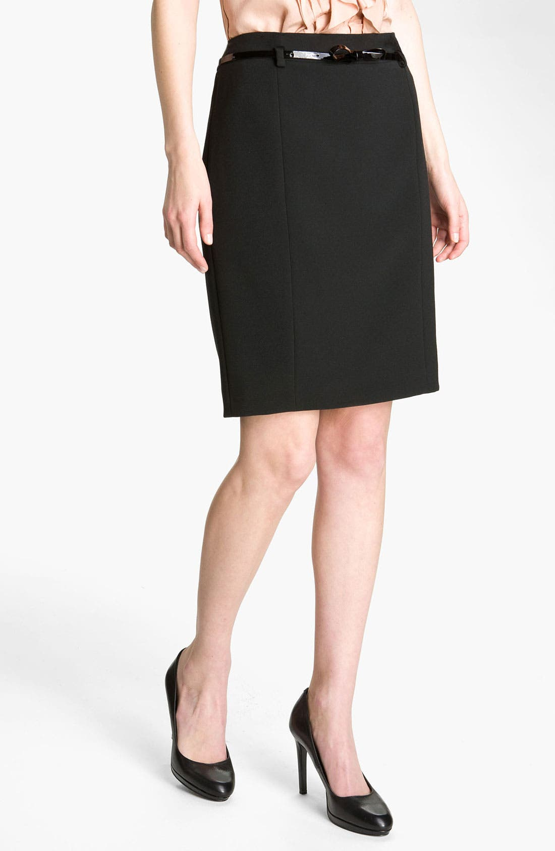 Alternate Image 1 Selected - Weekend Max Mara 'Medusa' Skirt
