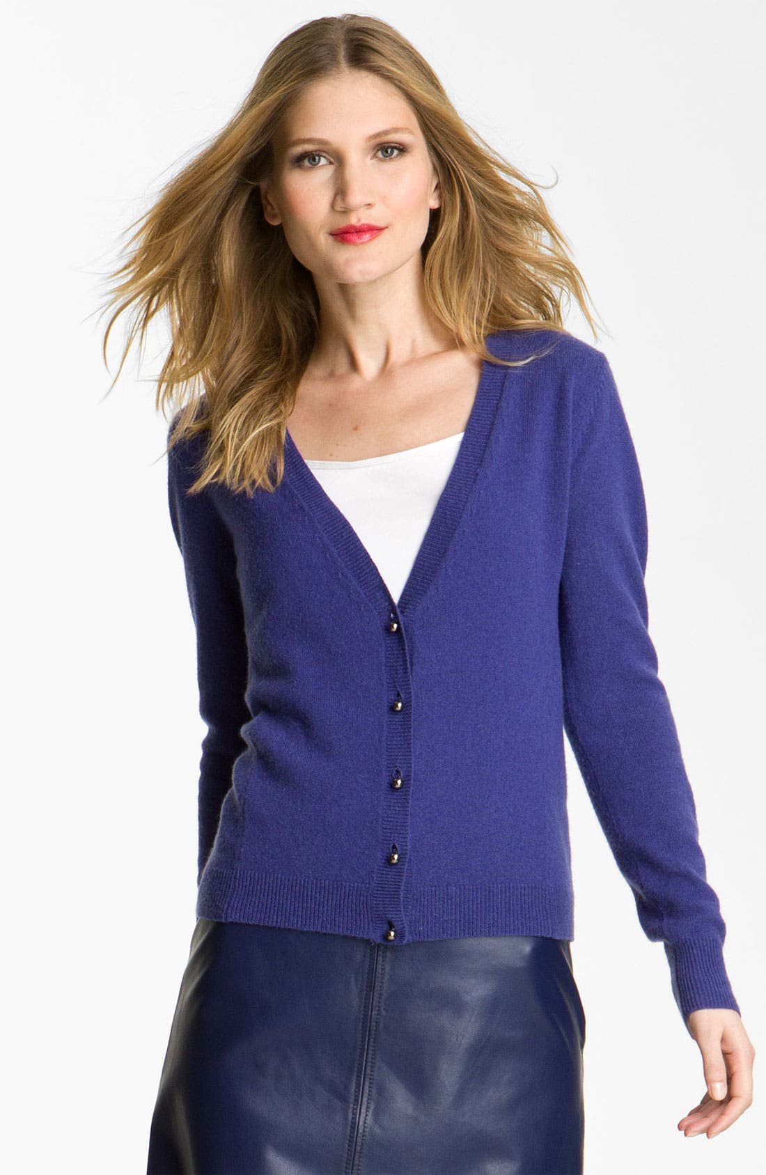 Alternate Image 1 Selected - Weekend Max Mara 'Pigna' Cardigan