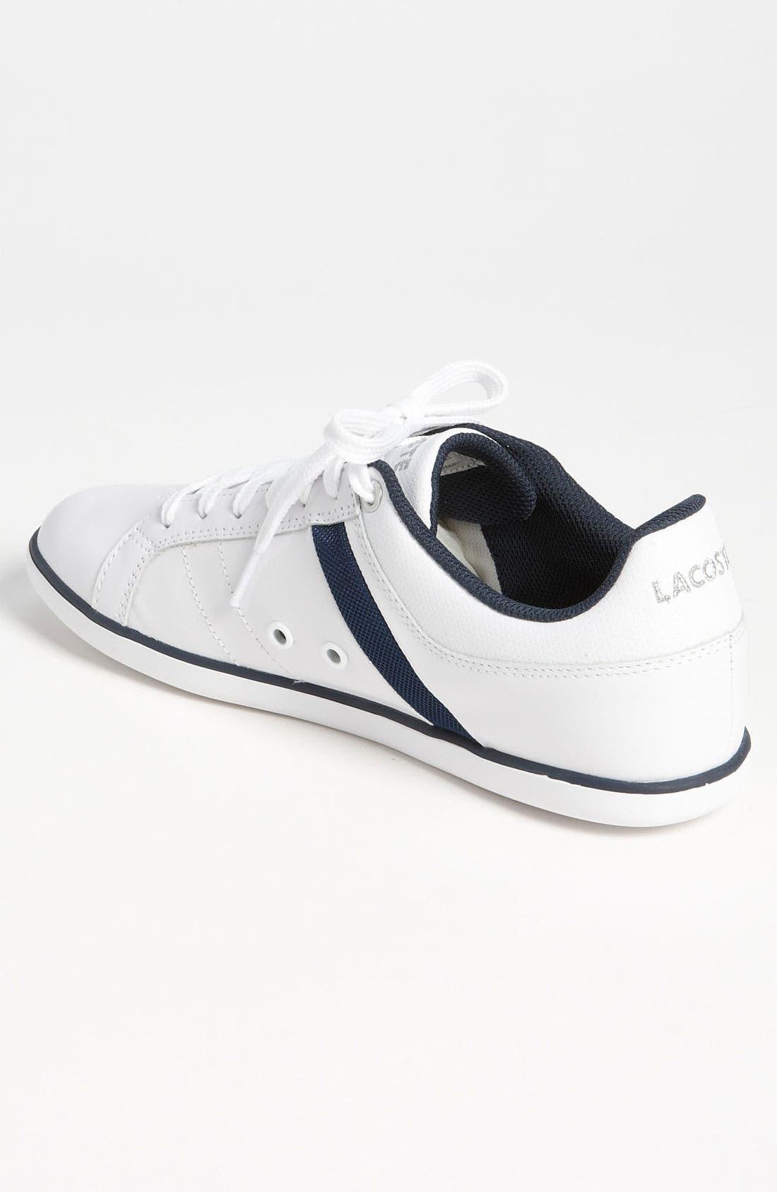 Alternate Image 2  - Lacoste 'Evershot CR' Sneaker