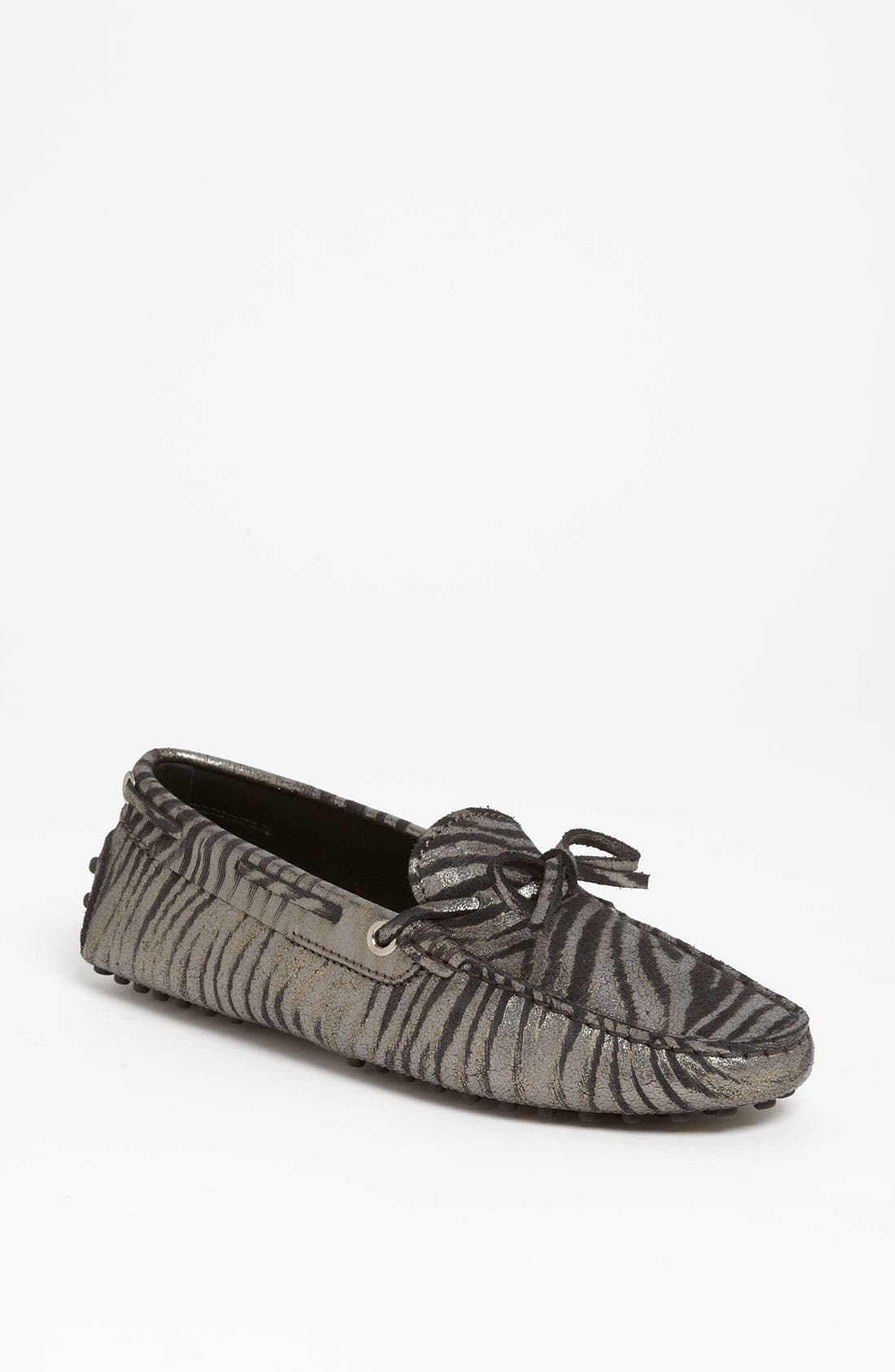 Alternate Image 1 Selected - Tod's 'Heaven Laccetto' Moccasin
