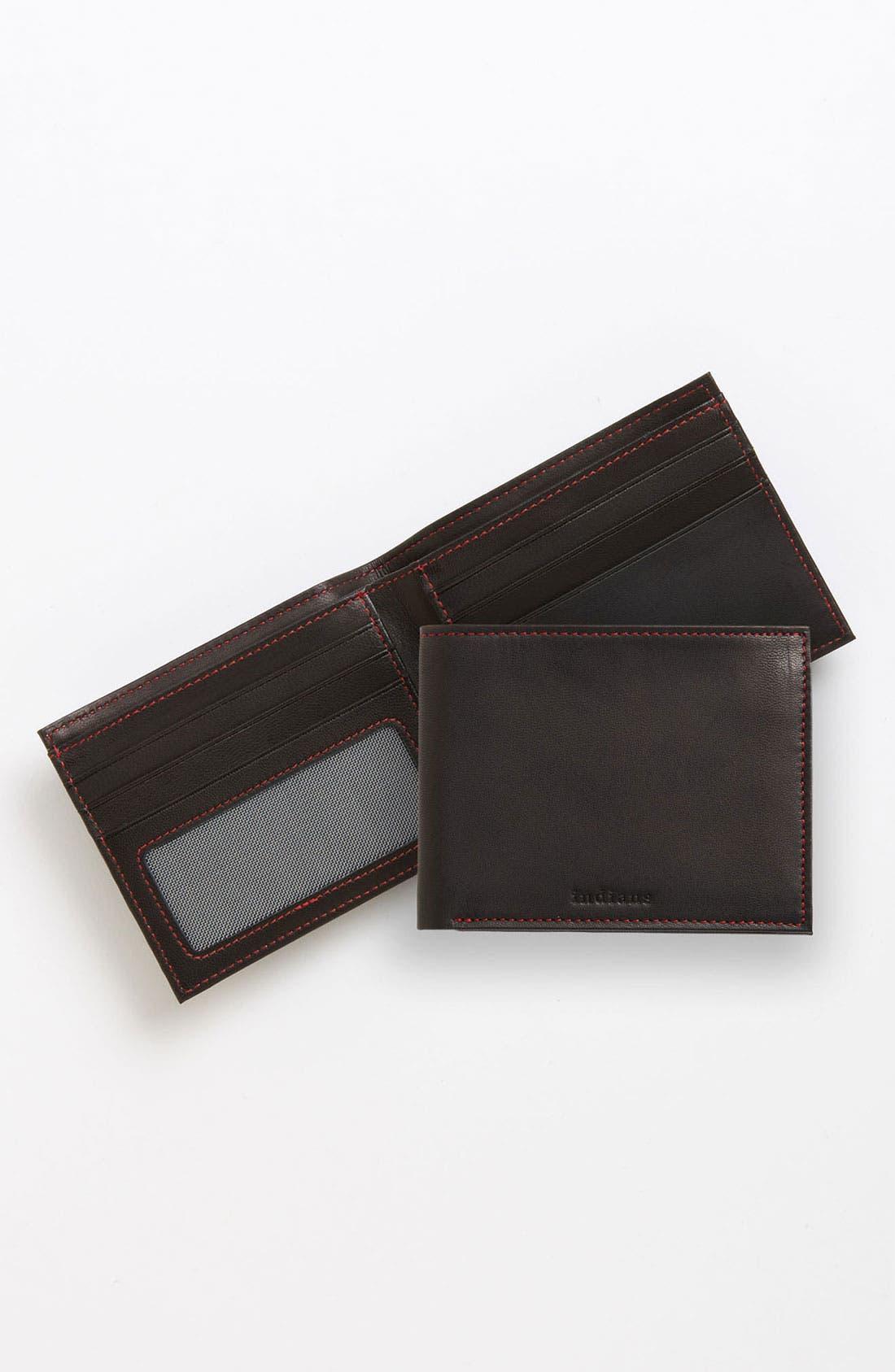 Alternate Image 2  - Tokens & Icons 'Cleveland Indians' MLB™ Game-Used-Uniform Wallet