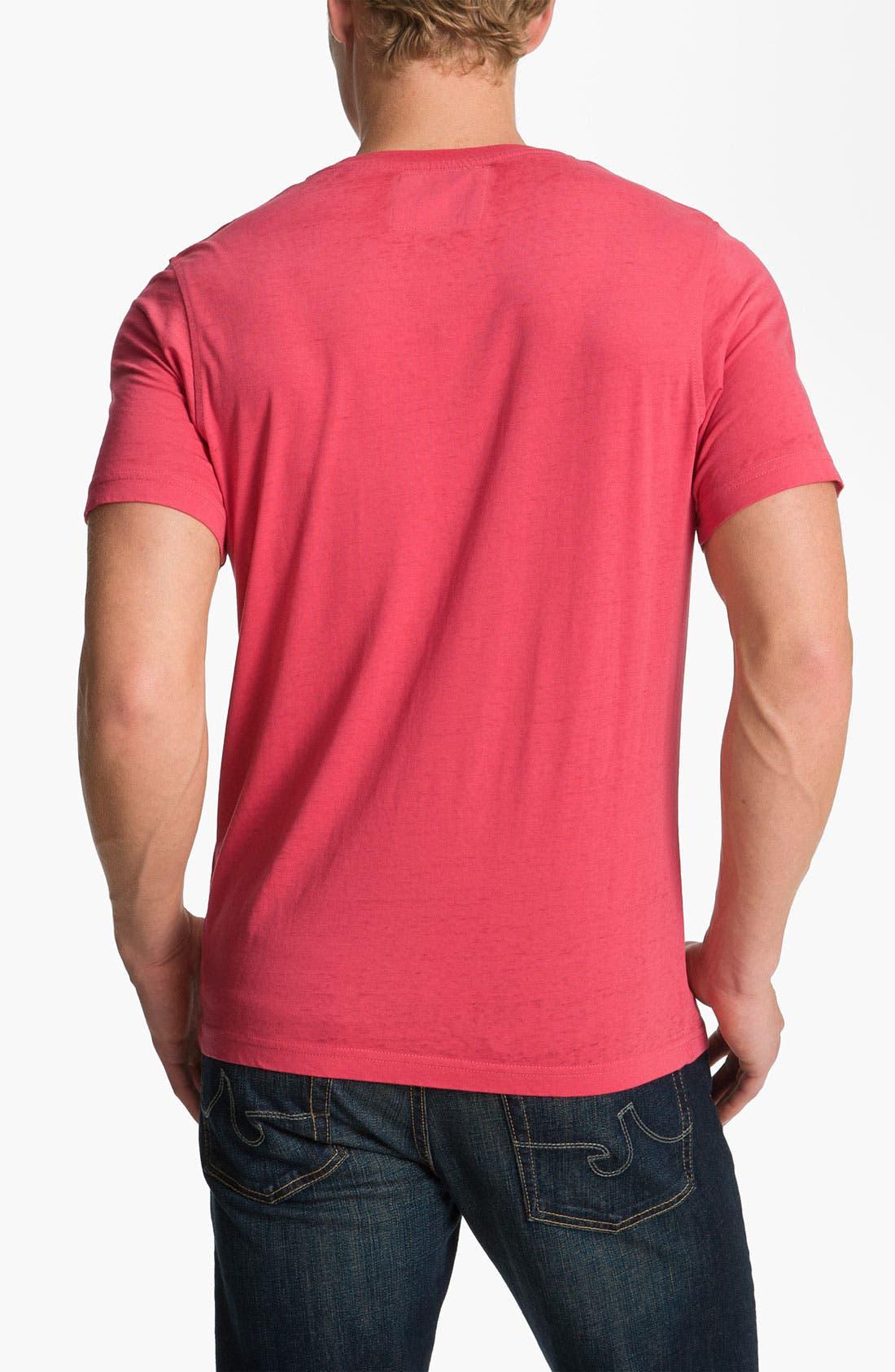Alternate Image 2  - Red Jacket 'Phillies - Greenwood' T-Shirt
