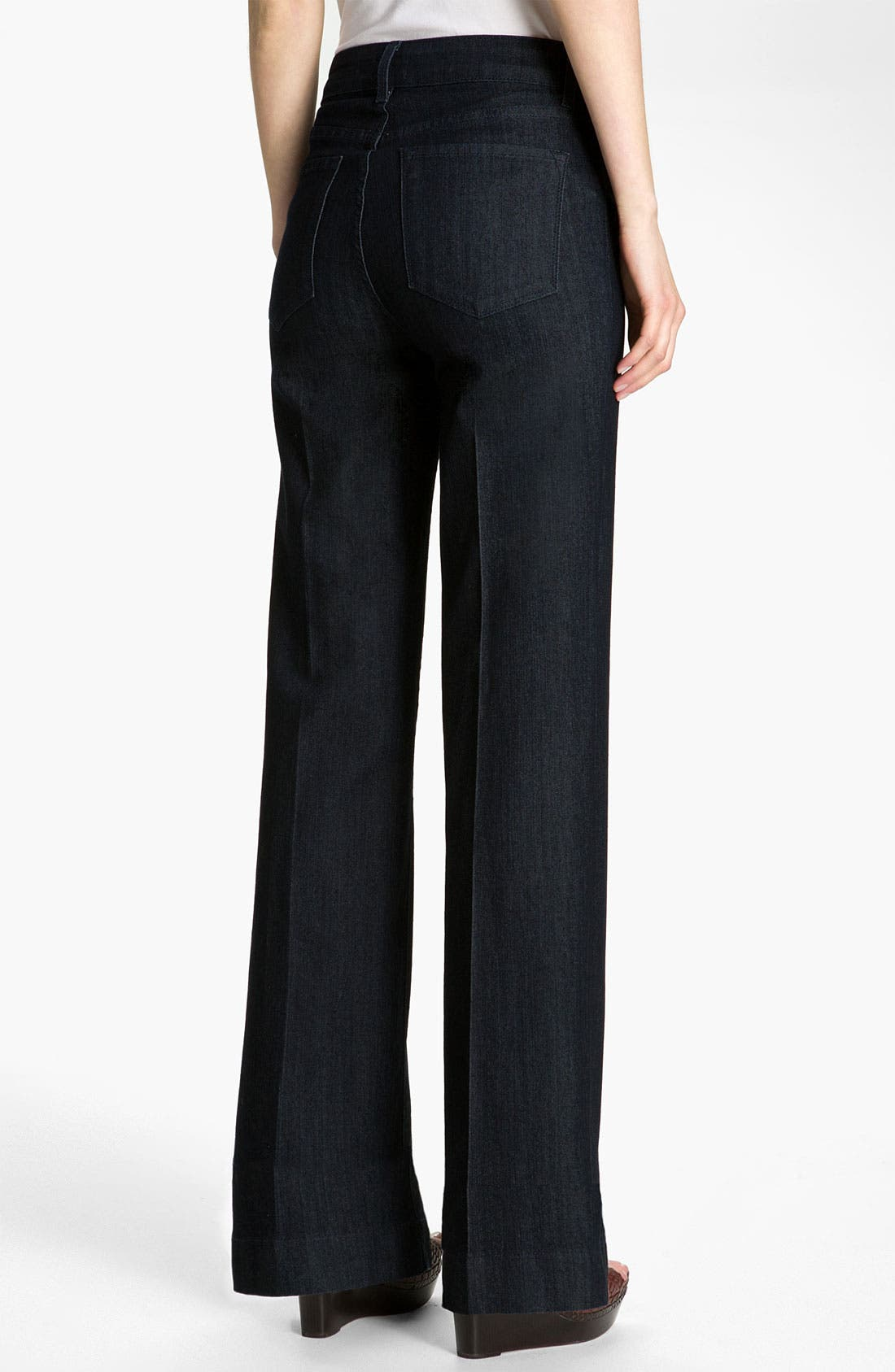 Alternate Image 2  - NYDJ 'Greta' Trouser Jeans (Petite)