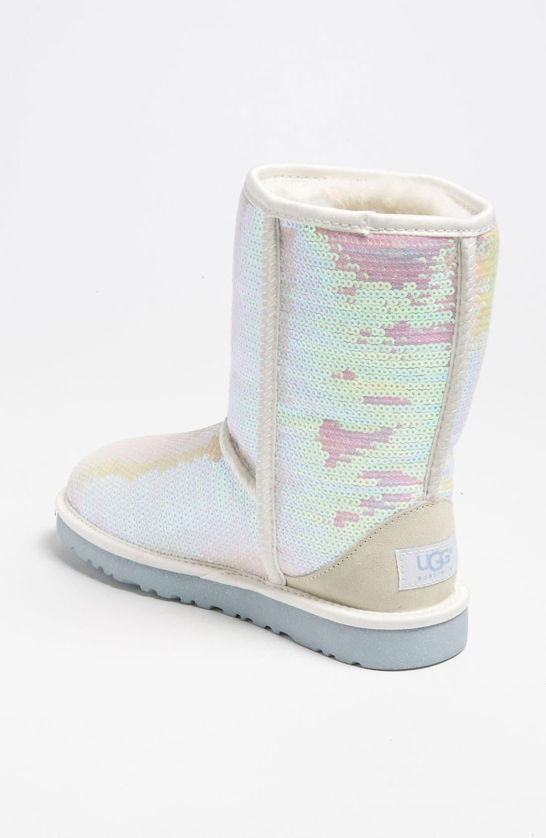 Alternate Image 2  - UGG® Australia 'Classic Short Sparkles - I Do' Boot (Women)