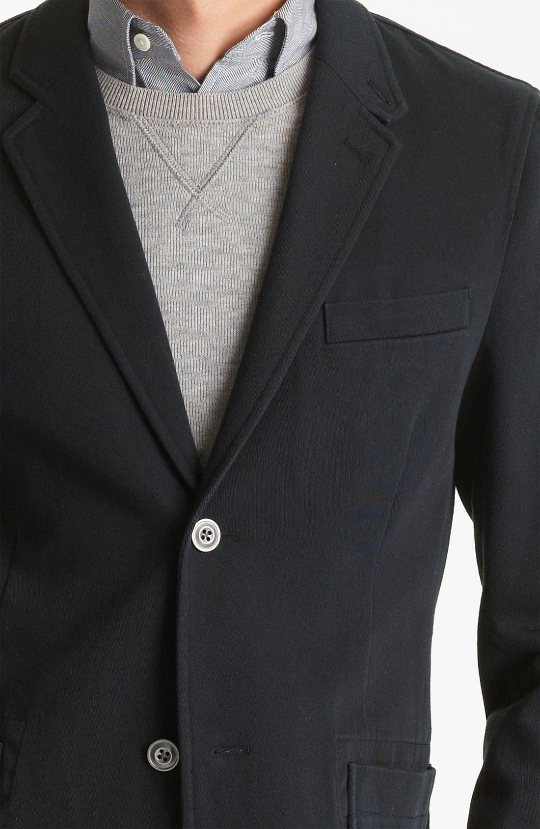 Alternate Image 3  - Jack Spade 'Sanborn' Twill Cotton Blazer