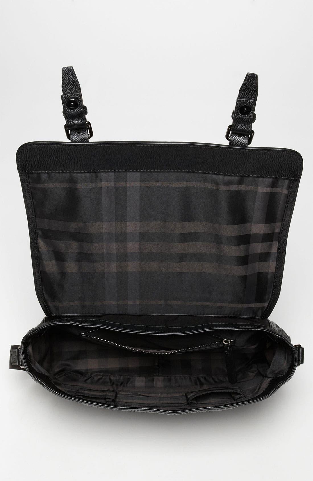 Alternate Image 3  - Burberry Messenger Bag