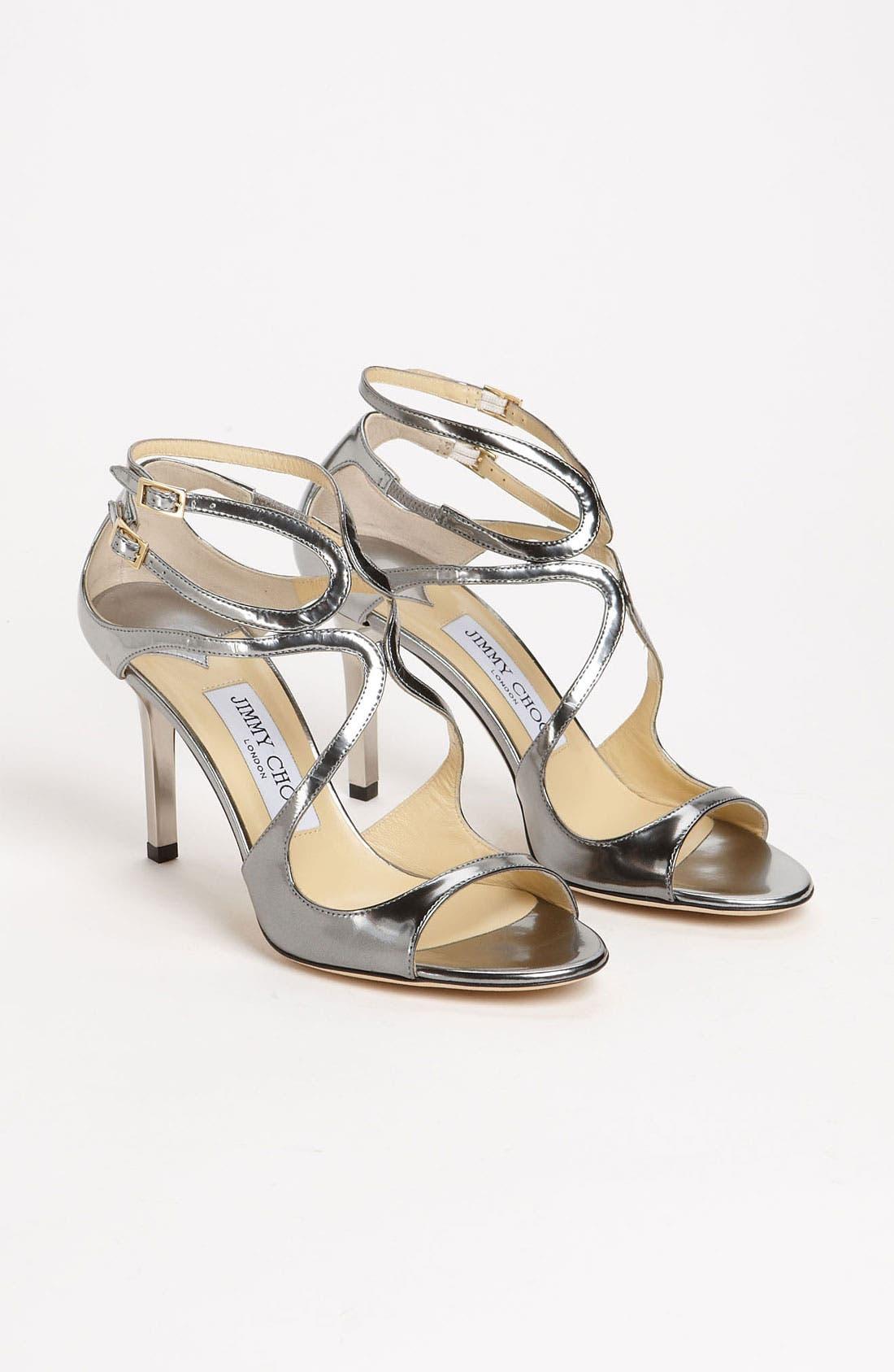 Alternate Image 4  - Jimmy Choo 'Ivette' Strap Sandal