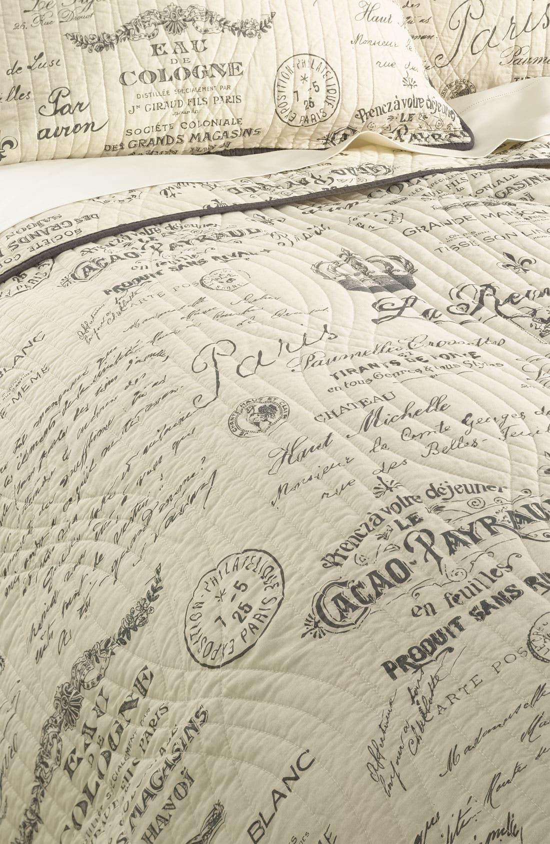 Main Image - Levtex 'La Reine' Cotton Quilt