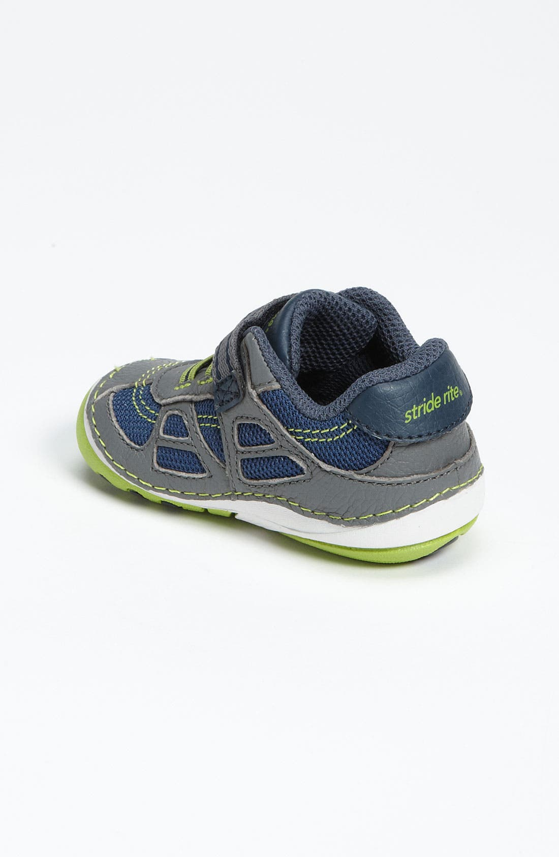 Alternate Image 2  - Stride Rite 'Conner' Sneaker (Baby & Walker)