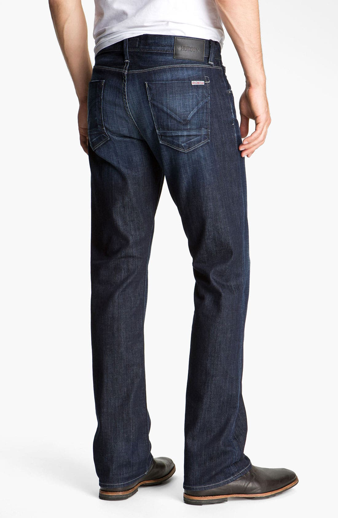 Alternate Image 2  - Hudson Jeans 'Clifton' Bootcut Jeans (Wickham)