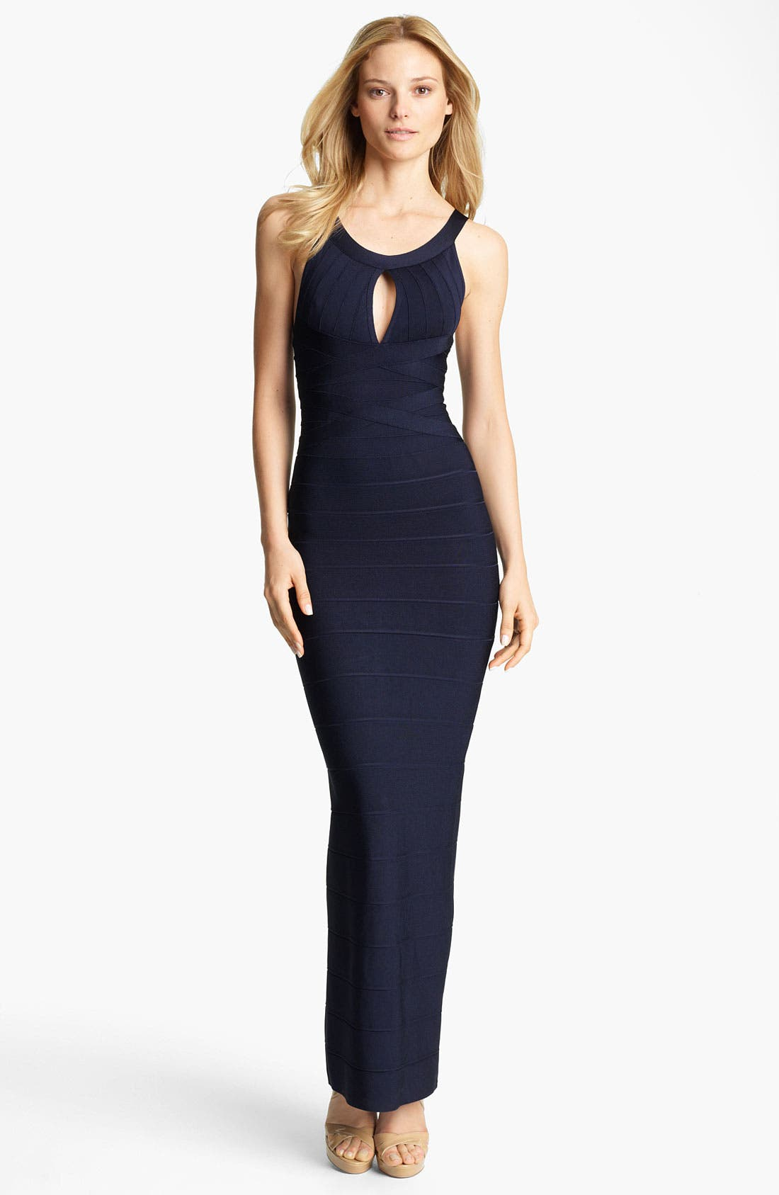 Main Image - Herve Leger Bandage Gown