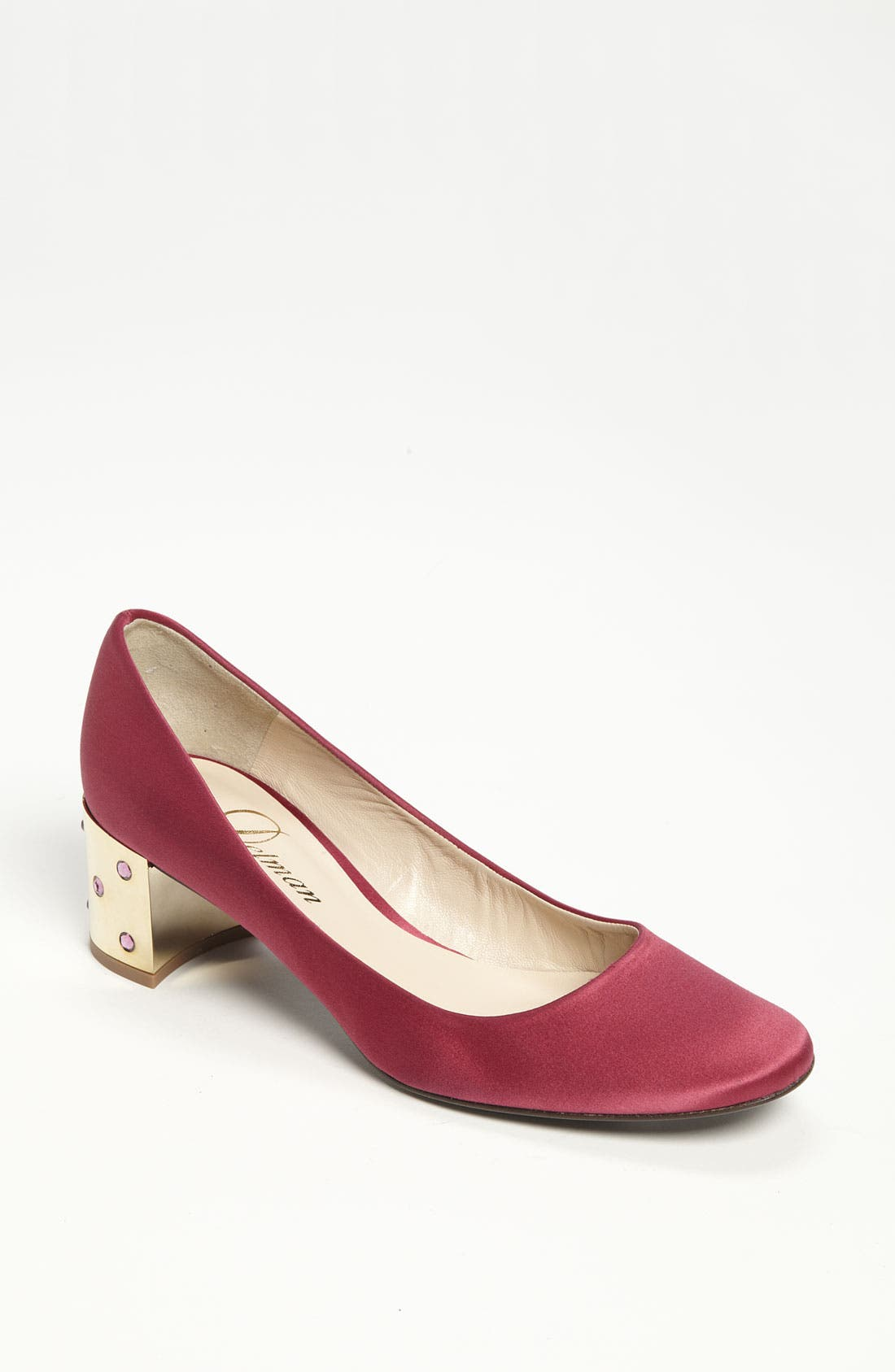 Alternate Image 1 Selected - Delman 'Covet' Pump (Online Only)