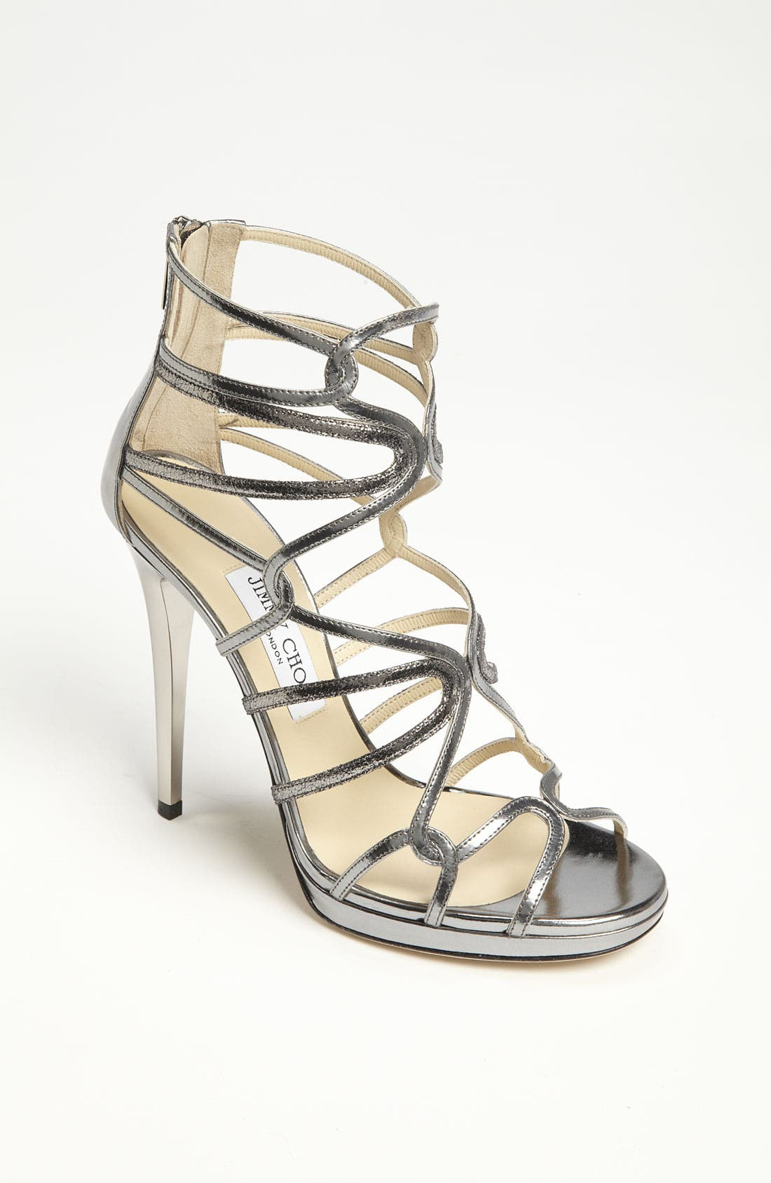 Alternate Image 1 Selected - Jimmy Choo 'Lake' Strap Sandal
