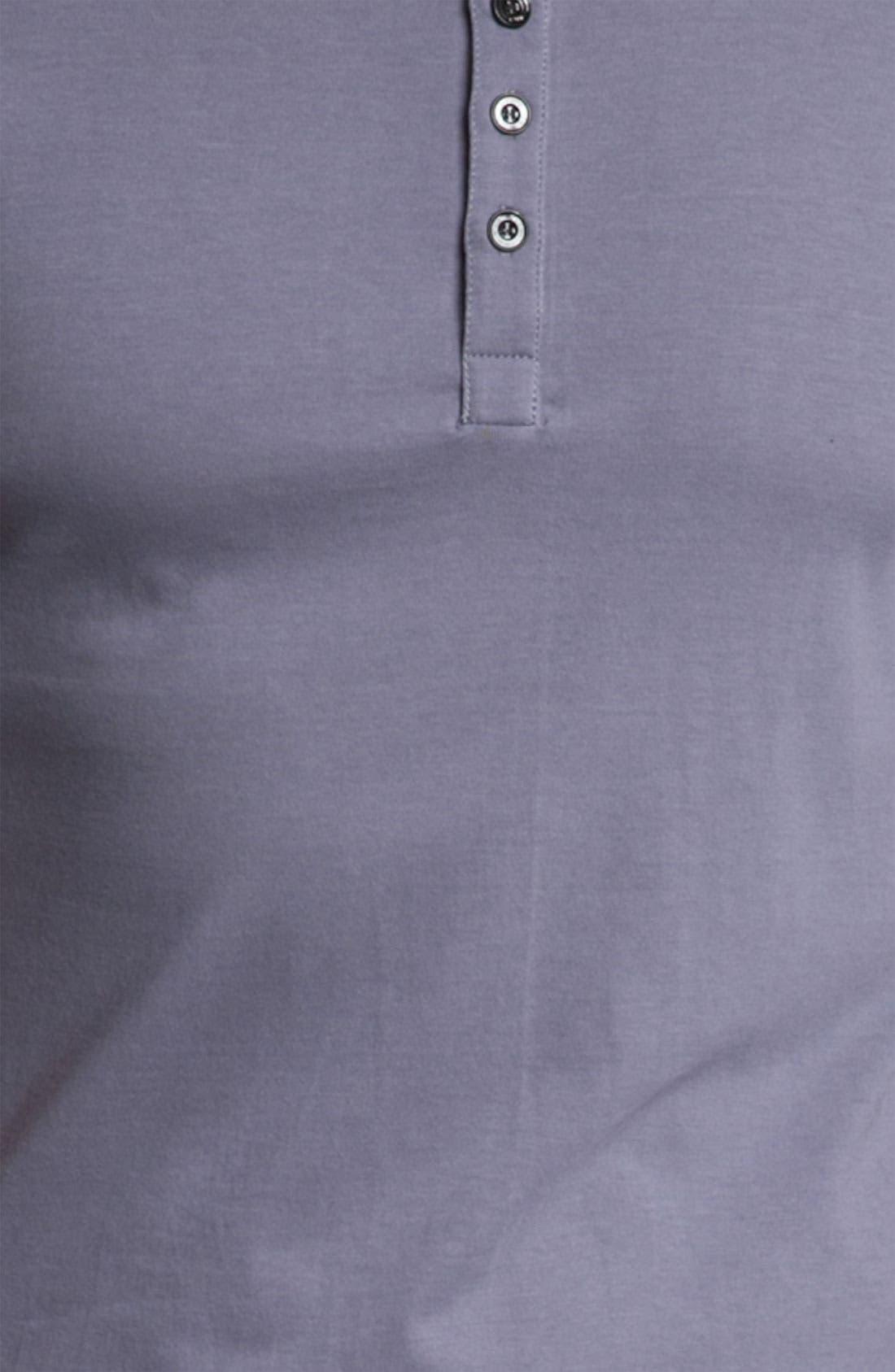 Alternate Image 3  - J.C. Rags Short Sleeve Henley