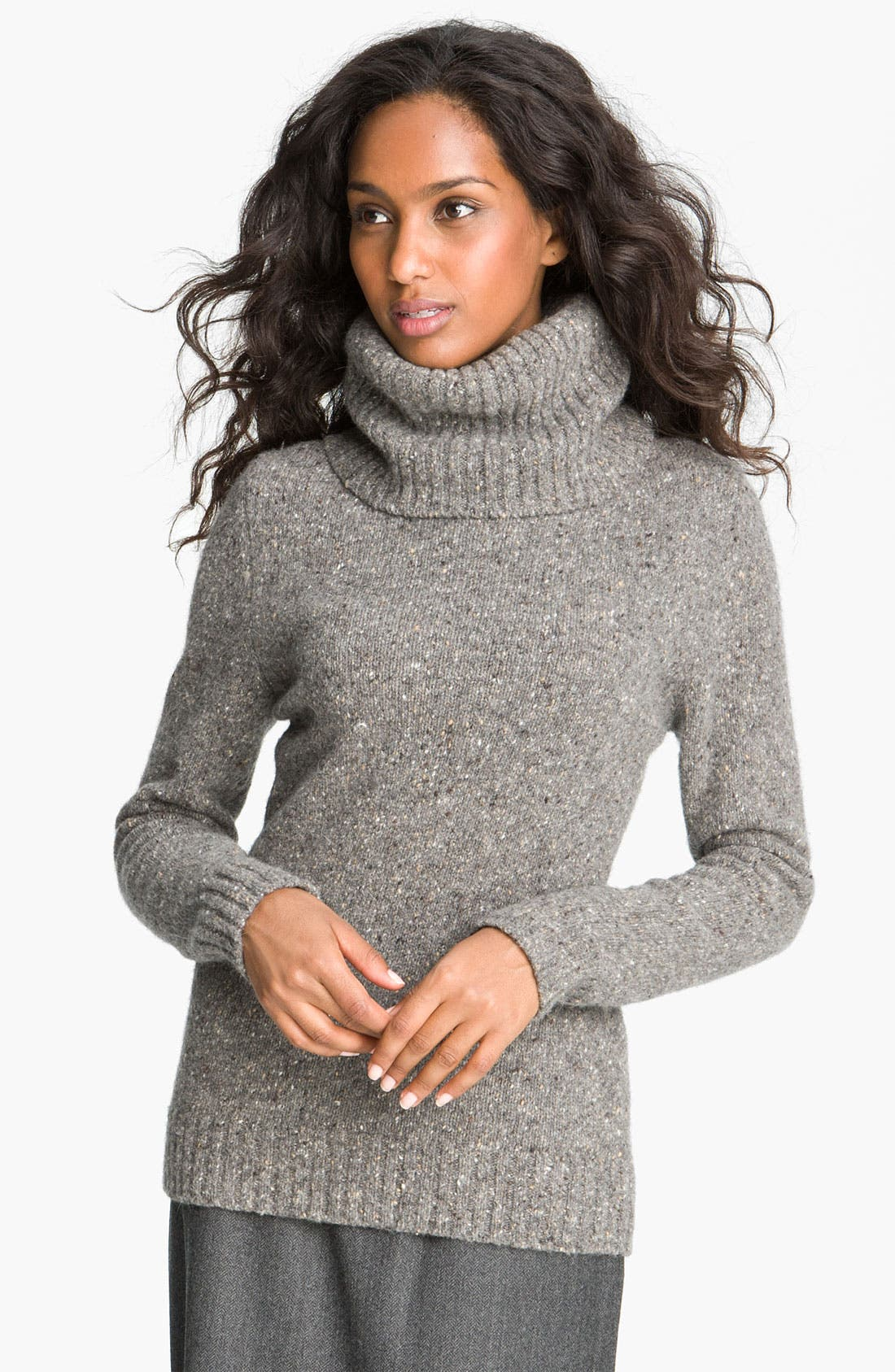 Alternate Image 1 Selected - Weekend Max Mara 'Fontana' Turtleneck Sweater