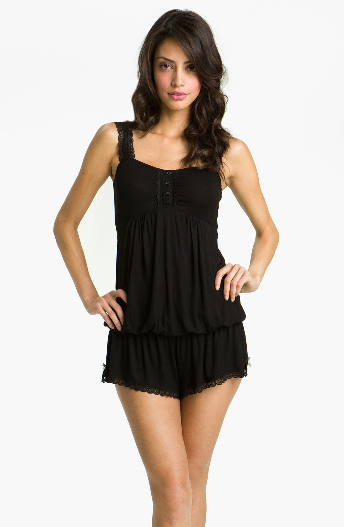 Alternate Image 1 Selected - Honeydew Intimates 'Essential Bliss' Romper