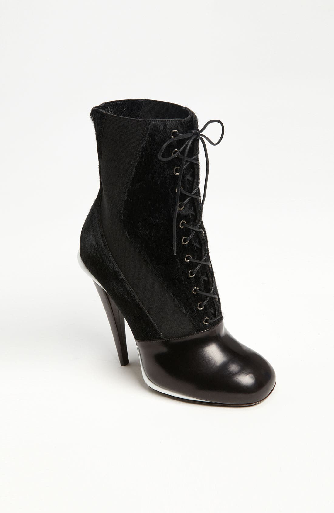 Main Image - Fendi 'Victorian' Lace-Up Boot