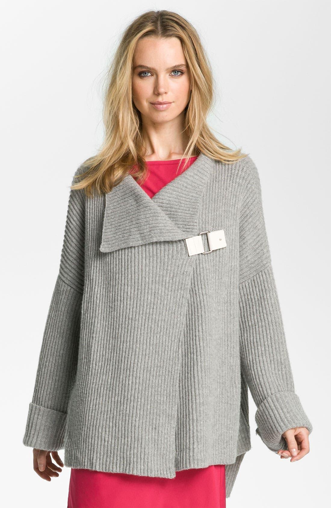 Alternate Image 1 Selected - Diane von Furstenberg 'Brooke' Wool Sweater