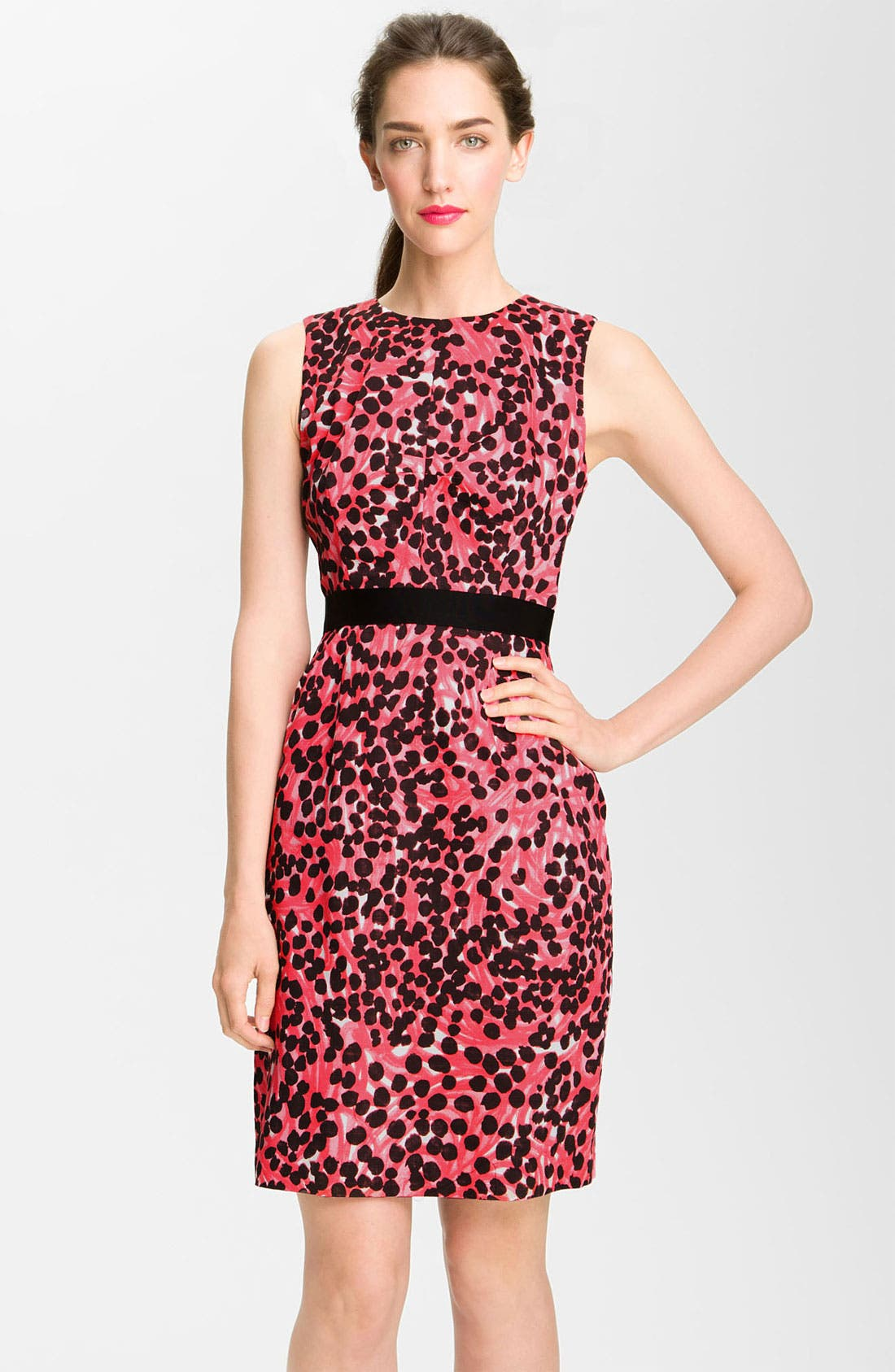 Main Image - Milly 'Colette' Sheath Dress