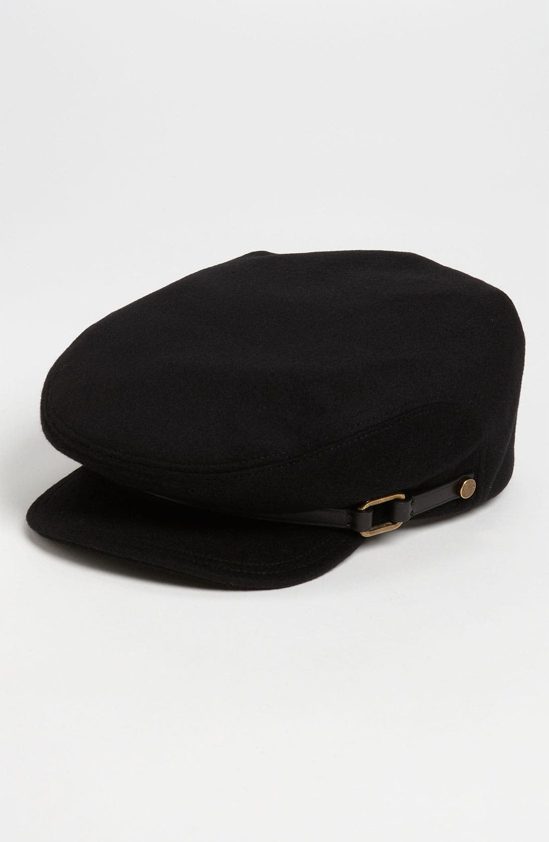 Main Image - Burberry London Wool & Cashmere Military Cap