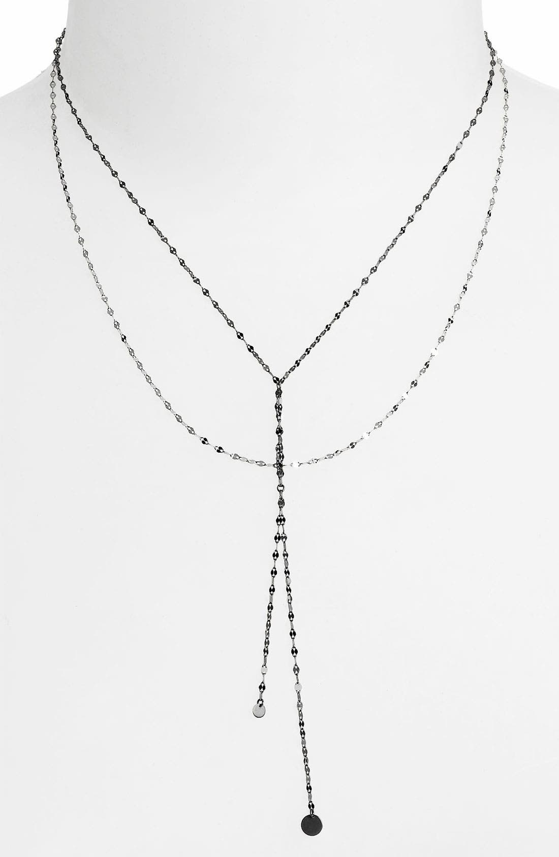 Main Image - Lana Jewelry 'Petite Blake' Lariat Necklace