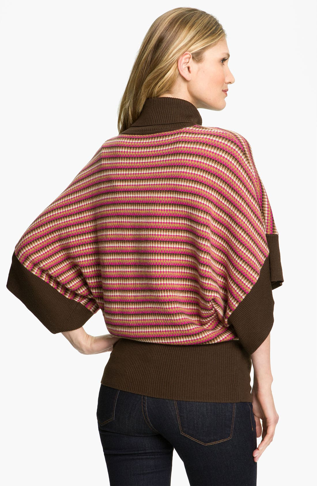 Alternate Image 2  - Trina Turk 'Cabot' Merino Wool Turtleneck