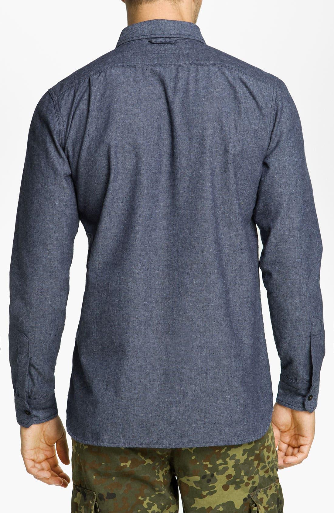 Alternate Image 2  - Deus Ex Machina 'Cassidy' Chambray Shirt
