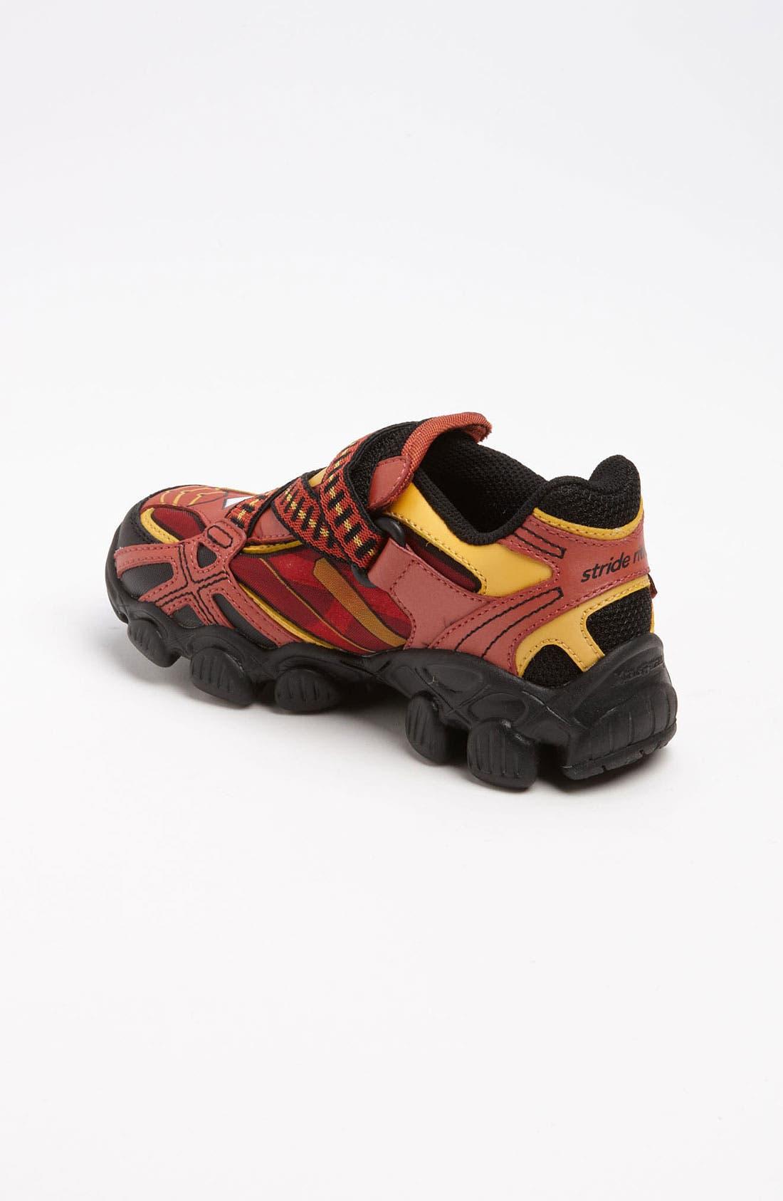 Alternate Image 2  - Stride Ride 'X-Celeracers Iron Man®' Sneaker (Toddler & Little Kid)