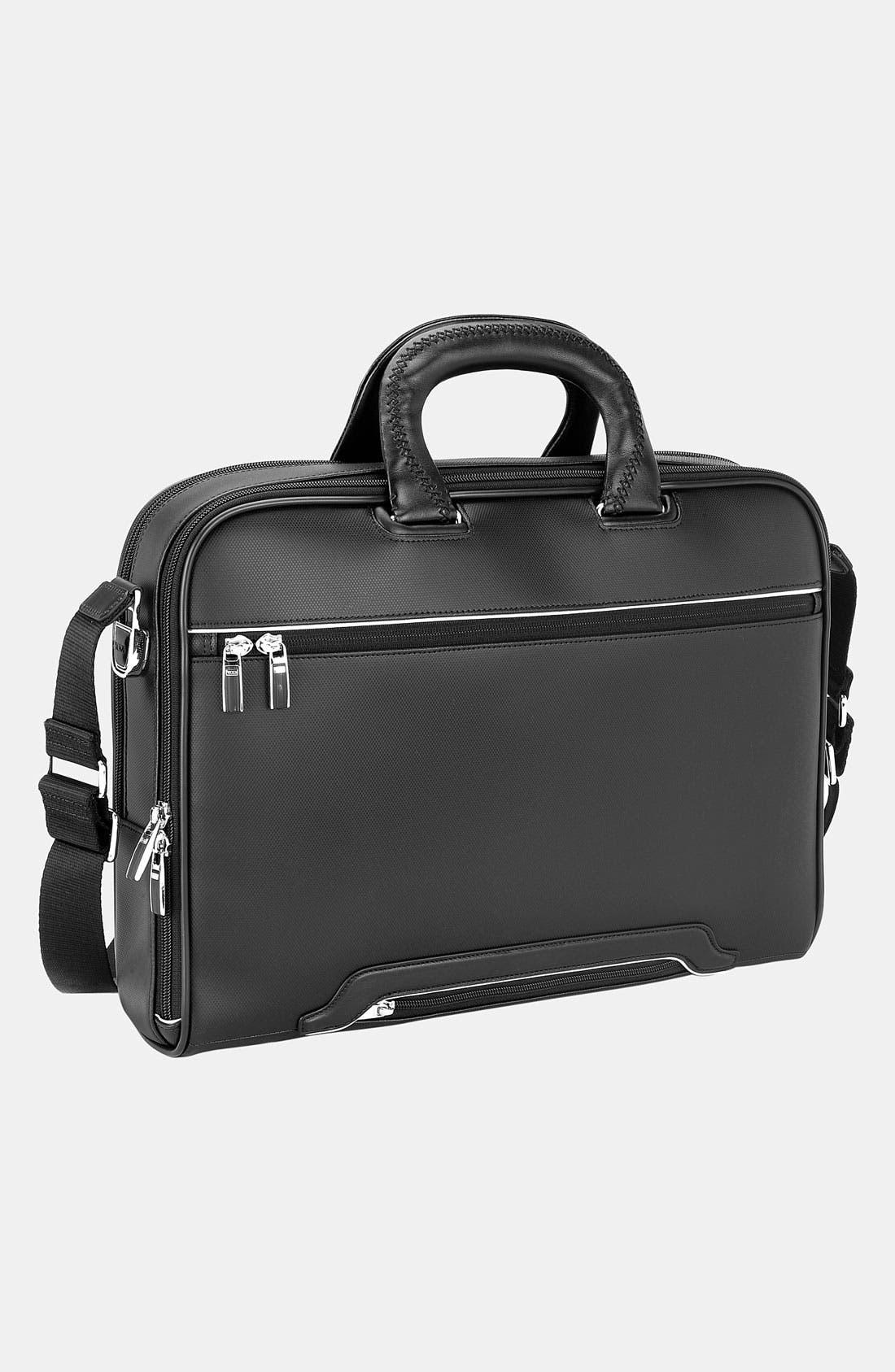Alternate Image 2  - Tumi 'Arrive - Narita' Slim Leather Briefcase