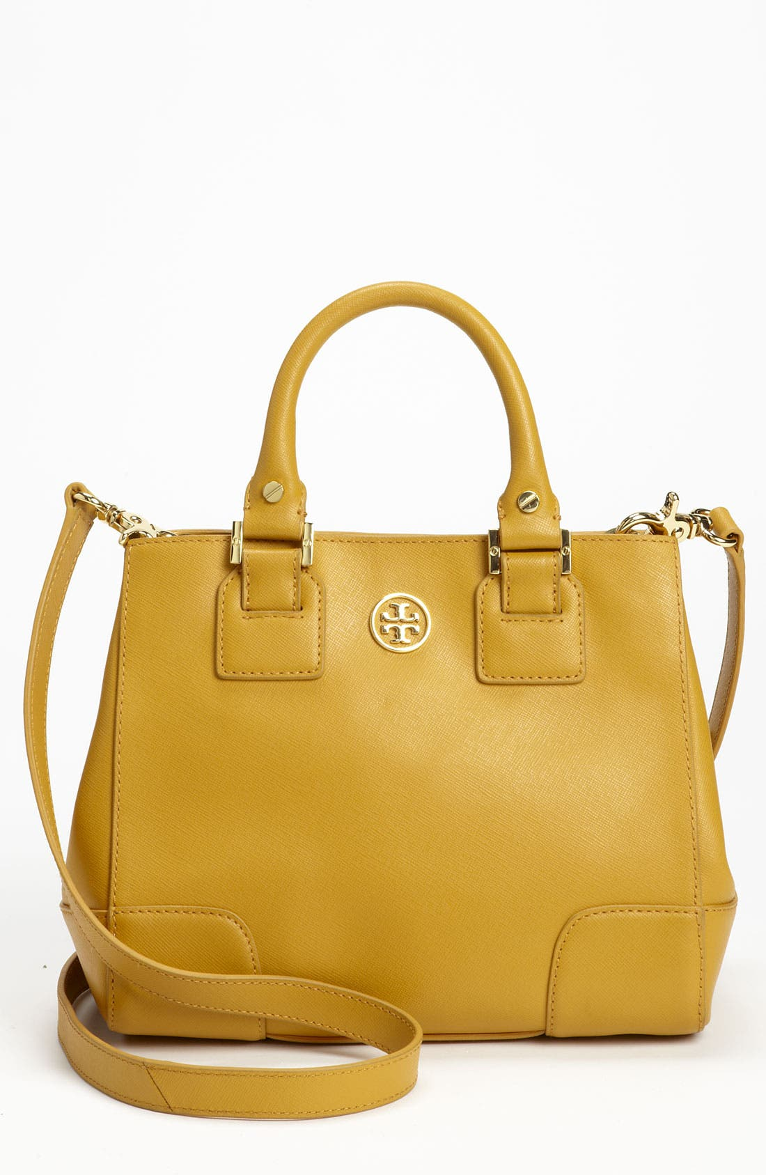 Alternate Image 1 Selected - Tory Burch 'Square - Mini' Tote