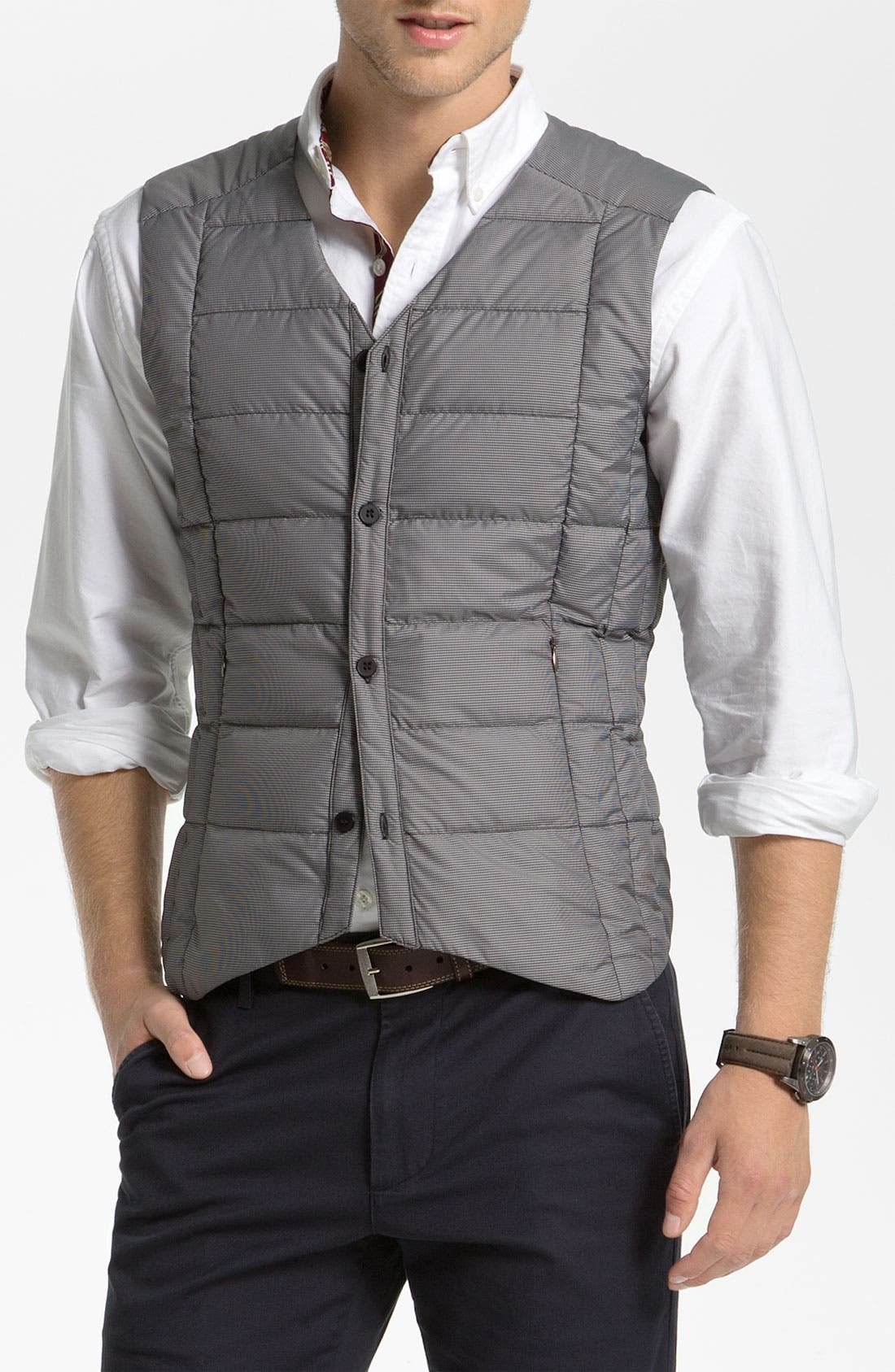Alternate Image 1 Selected - Nau 'BYOB' Down Vest