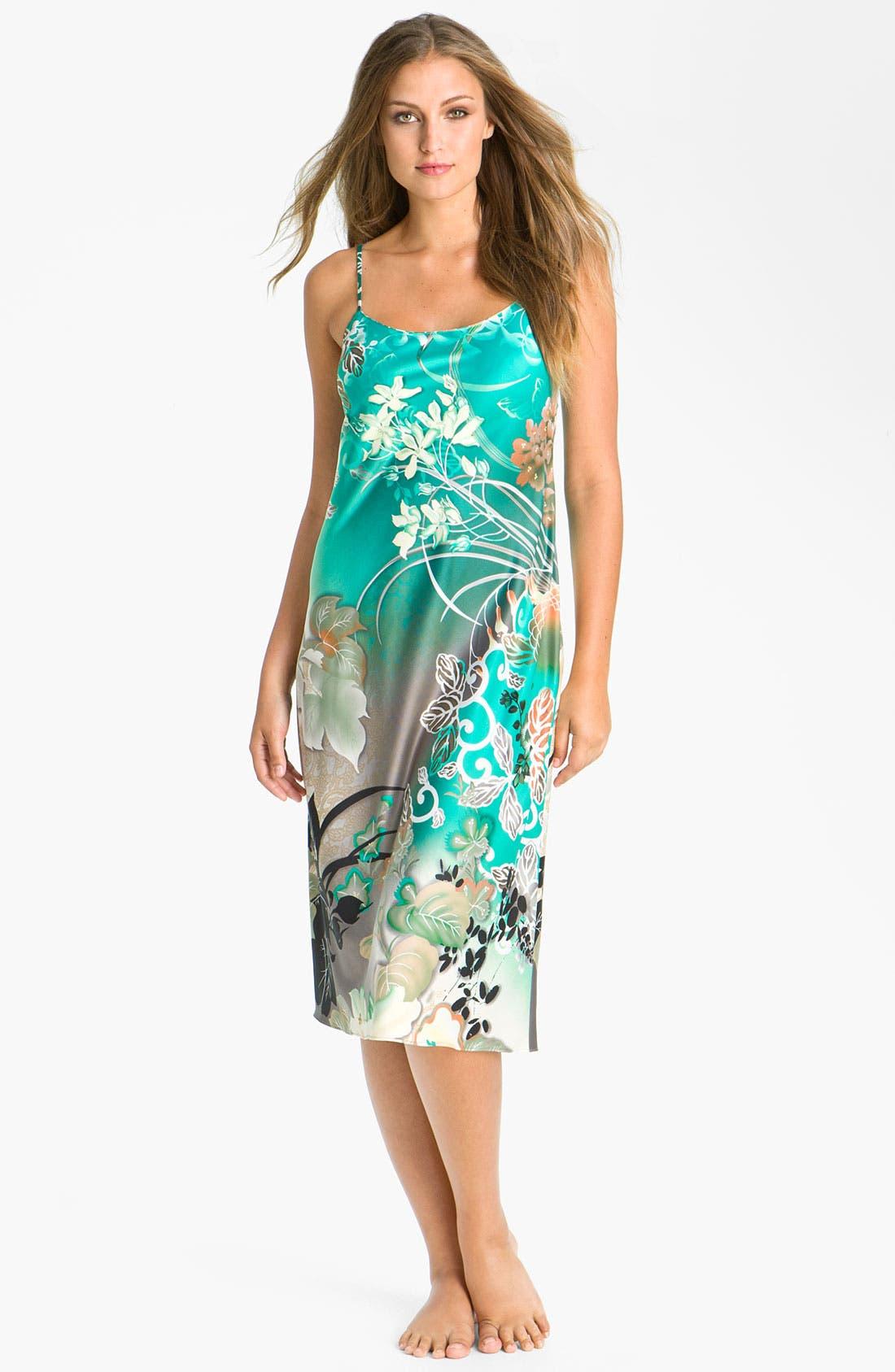 Alternate Image 1 Selected - Natori 'Ming' Nightgown