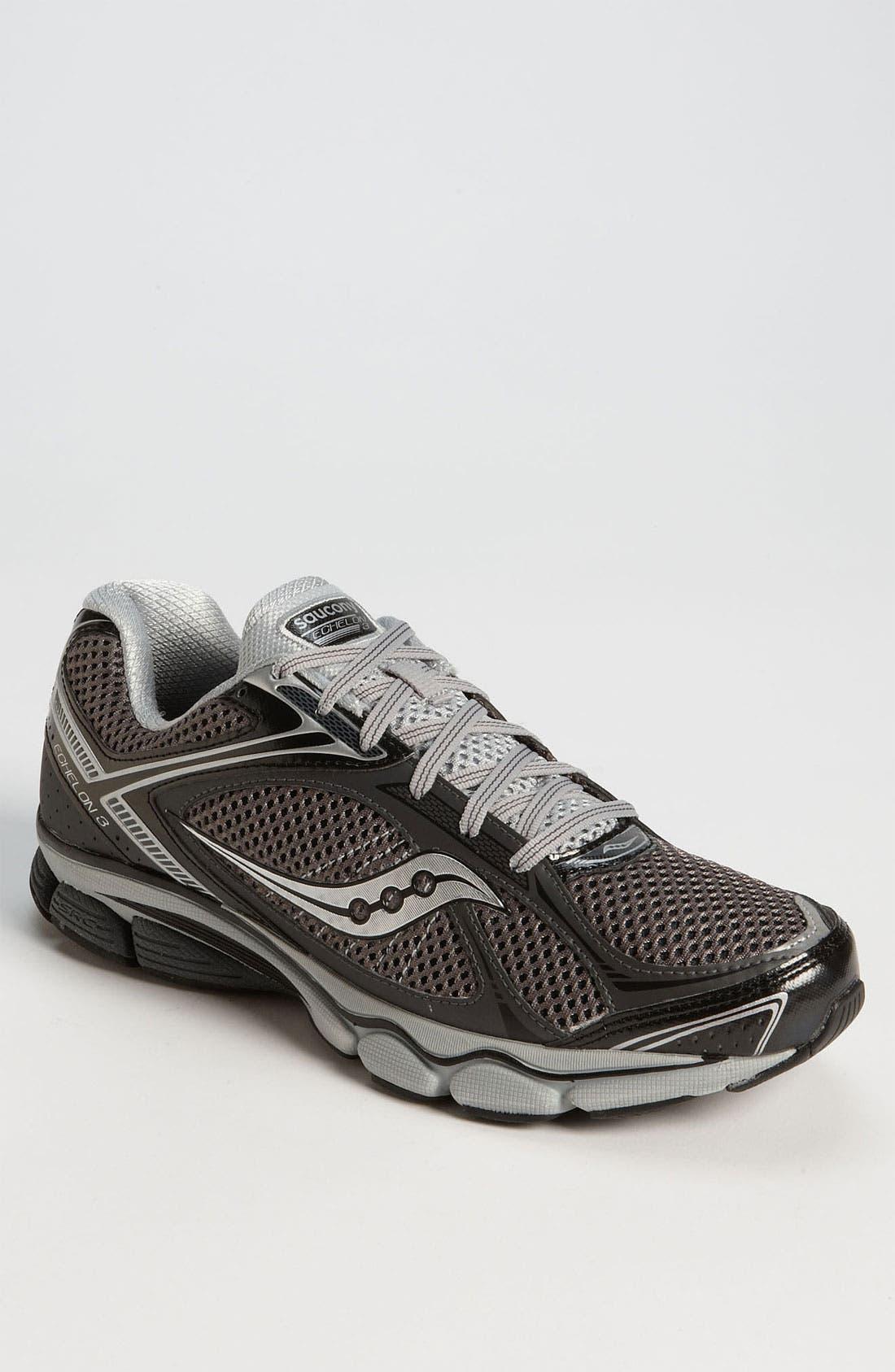 Alternate Image 1 Selected - Saucony 'ProGrid Echelon 3' Running Shoe (Men)