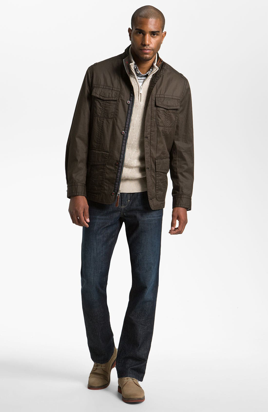 Alternate Image 4  - Tommy Bahama Denim 'Range Roamer' Jacket