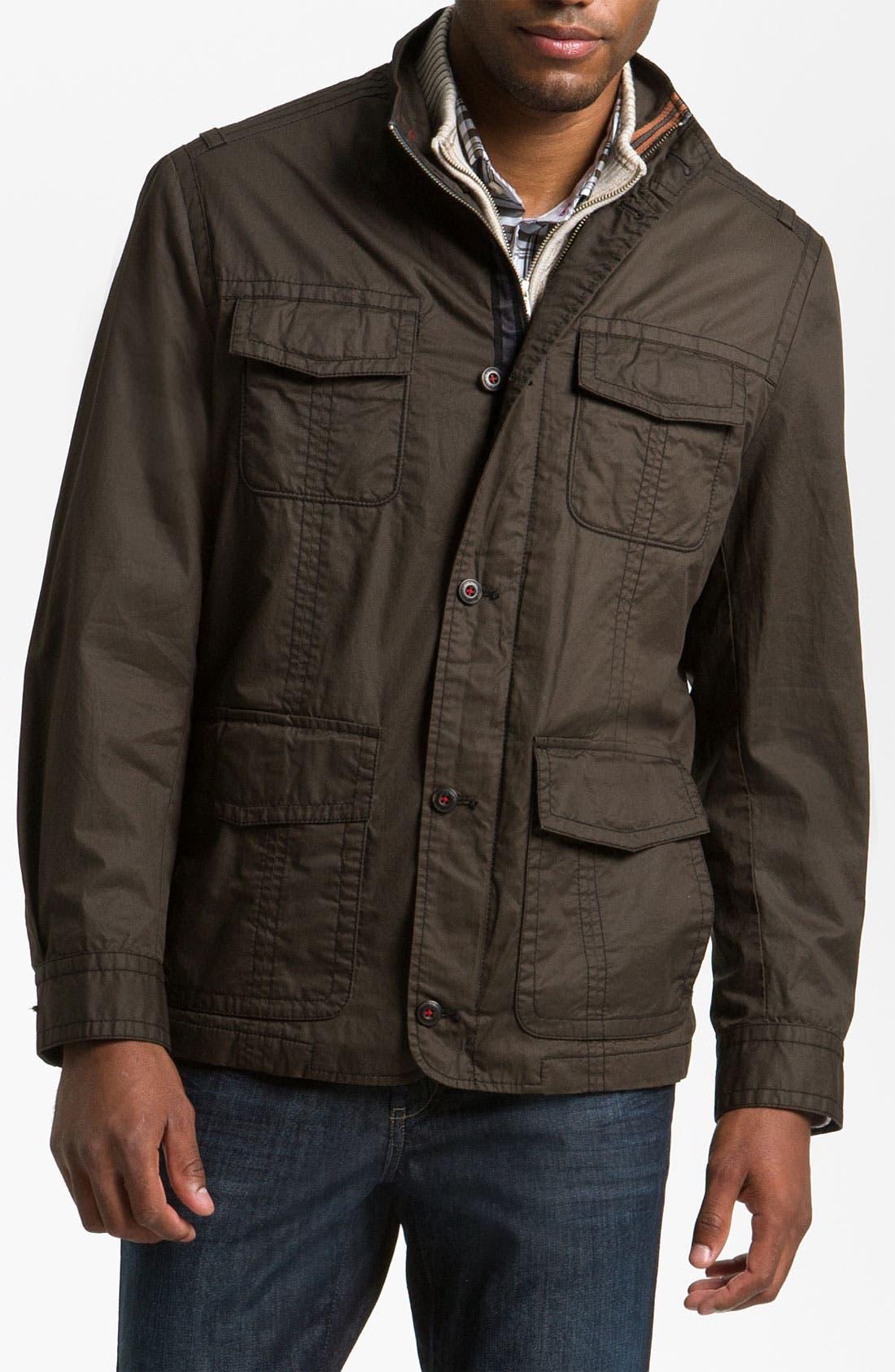 Alternate Image 1 Selected - Tommy Bahama Denim 'Range Roamer' Jacket