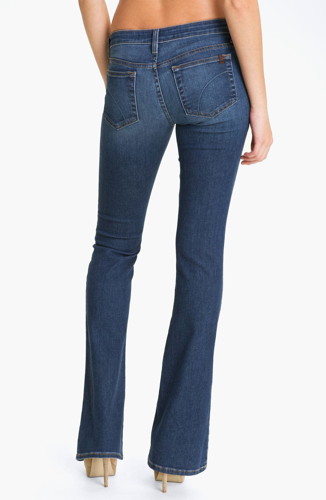Alternate Image 2  - Joe's 'Honey' Curvy Fit Bootcut Jeans (Angialee)