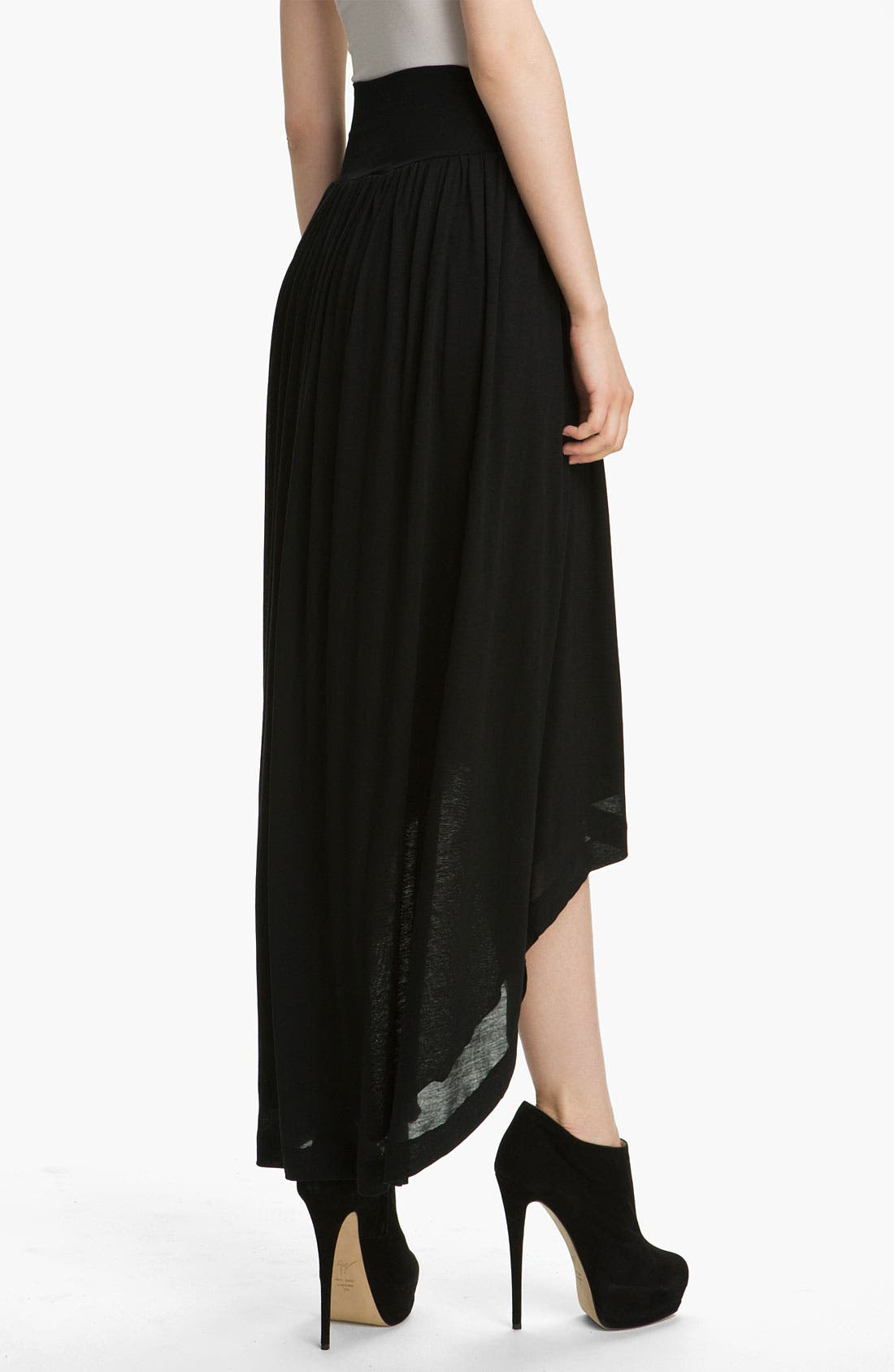 Alternate Image 2  - Twenty8Twelve Jersey Skirt