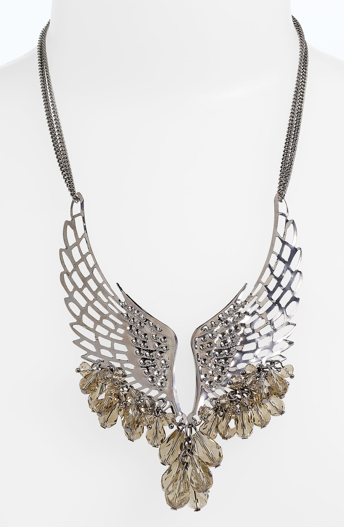 Alternate Image 1 Selected - Natasha Couture Statement Necklace
