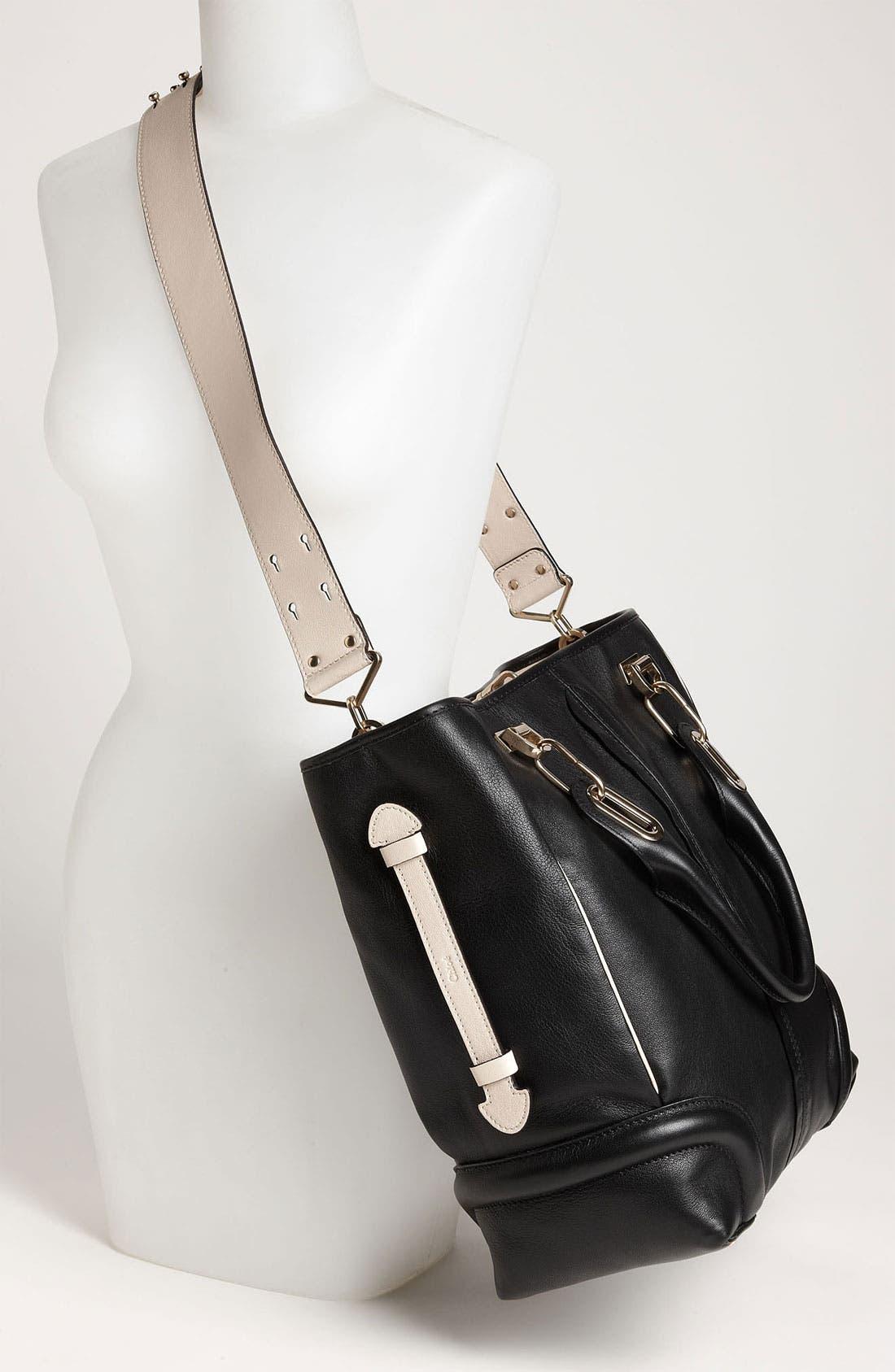 Alternate Image 2  - Chloé 'Military Paraty - Medium' Leather Tote