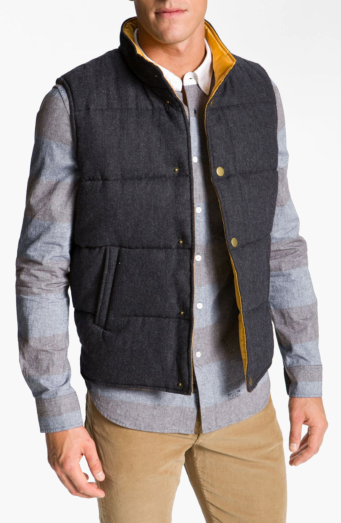 Main Image - Penny Stock 'The Puffer Penny' Quilted Vest
