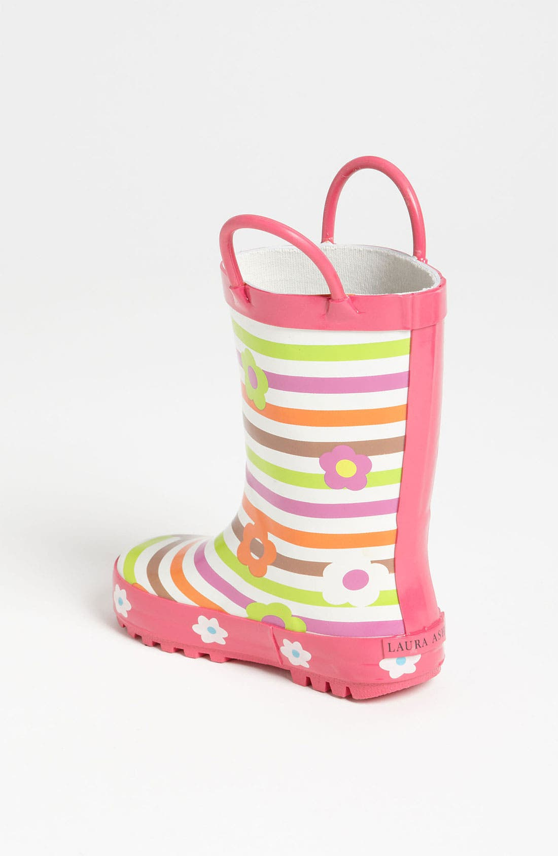 Alternate Image 2  - Laura Ashley 'Garden' Rain Boot (Little Kid & Big Kid)