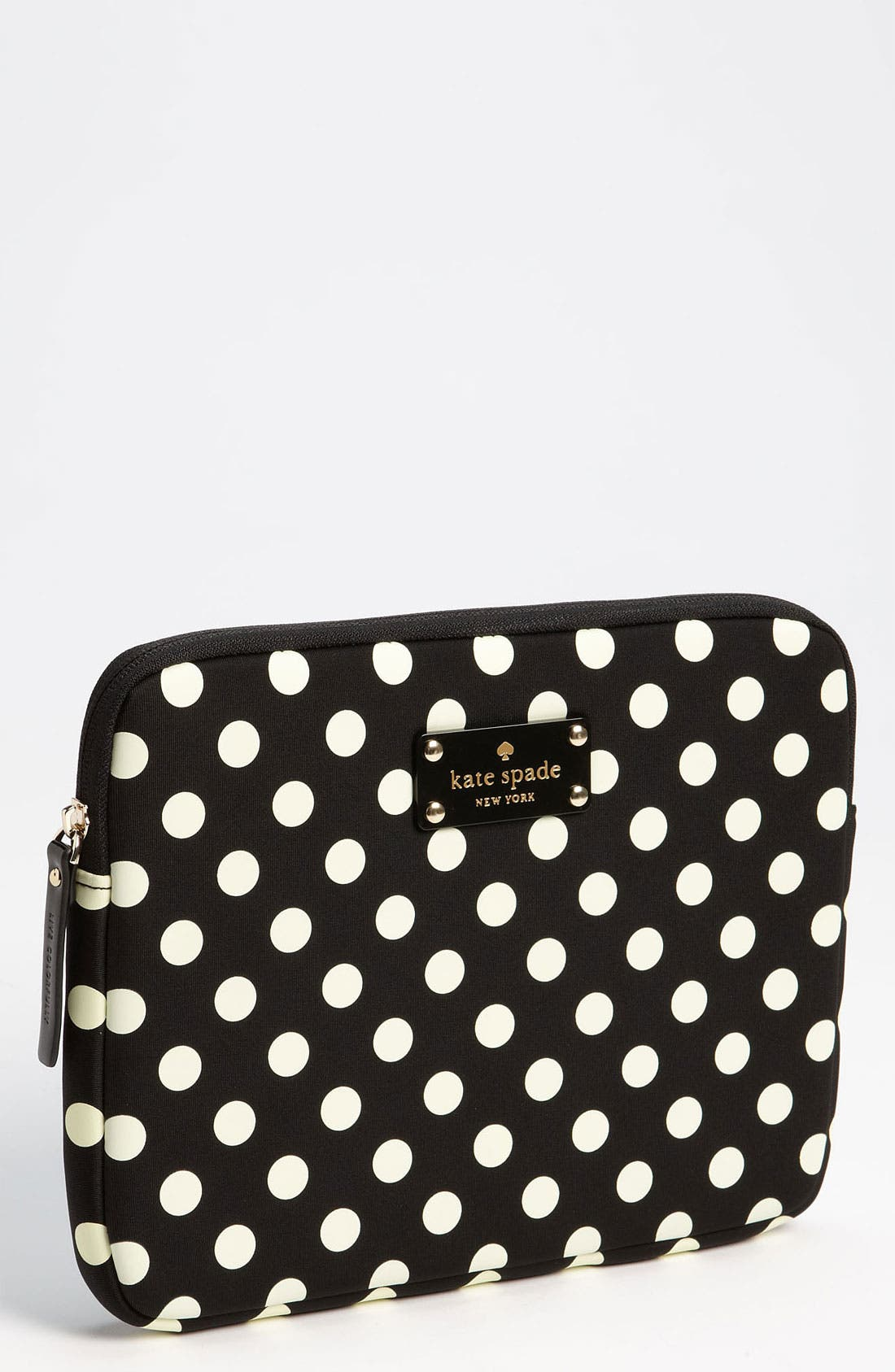 Alternate Image 1 Selected - kate spade new york 'la pavillion' iPad sleeve