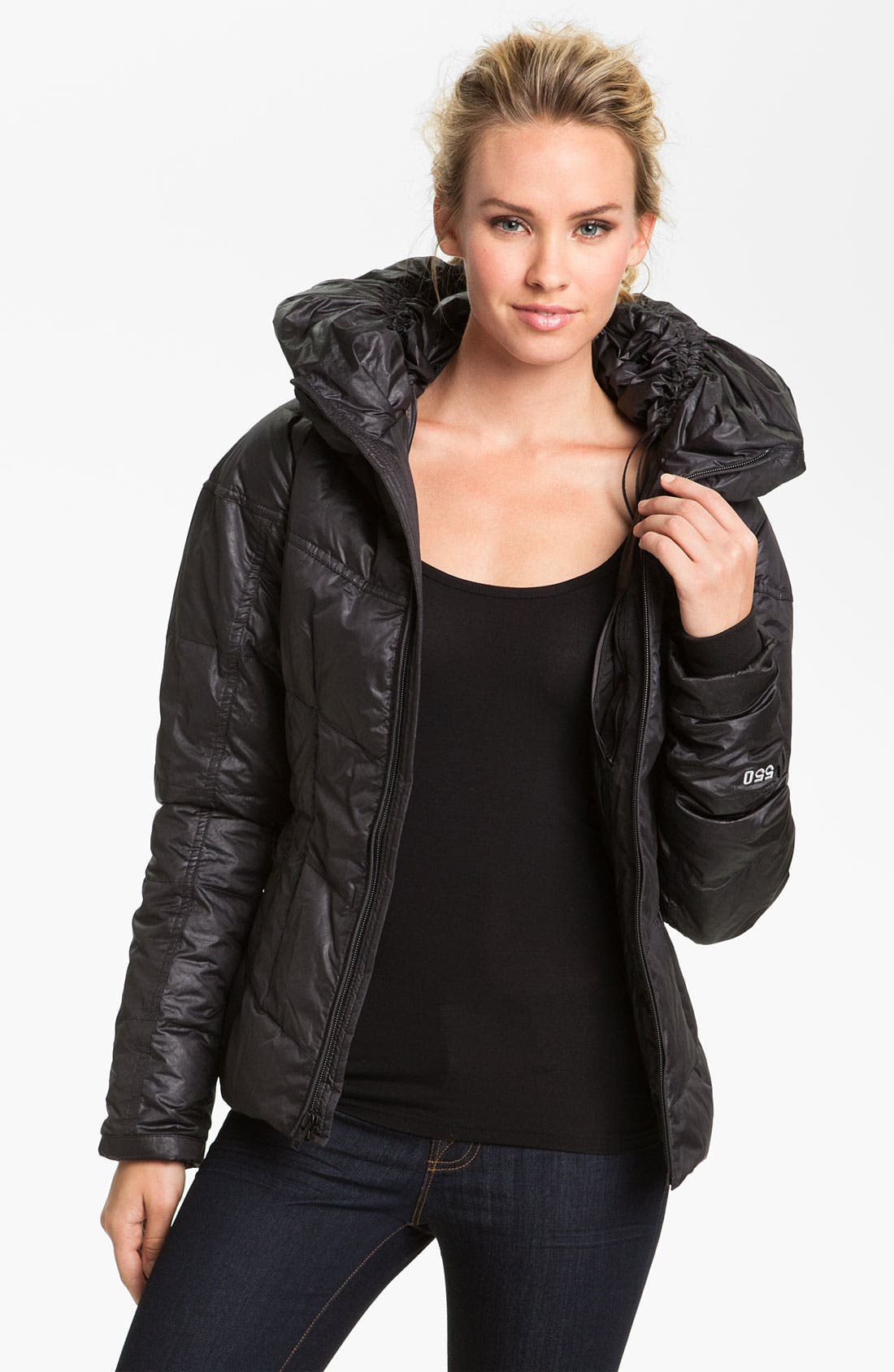 Alternate Image 4  - The North Face 'Collar Back' Down Jacket