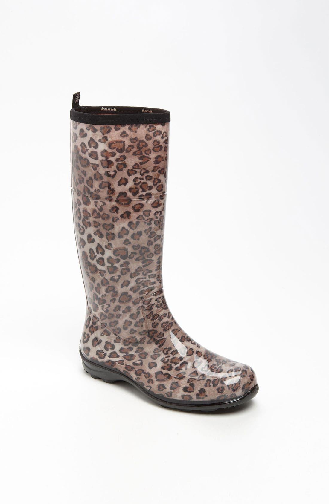 Main Image - Kamik 'Kenya' Rain Boot (Women)
