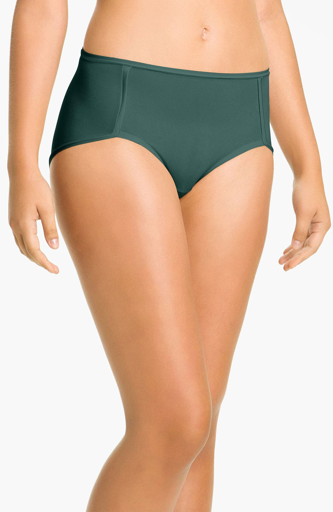 Alternate Image 1 Selected - SPANX® 'But…Naked' High Leg Briefs