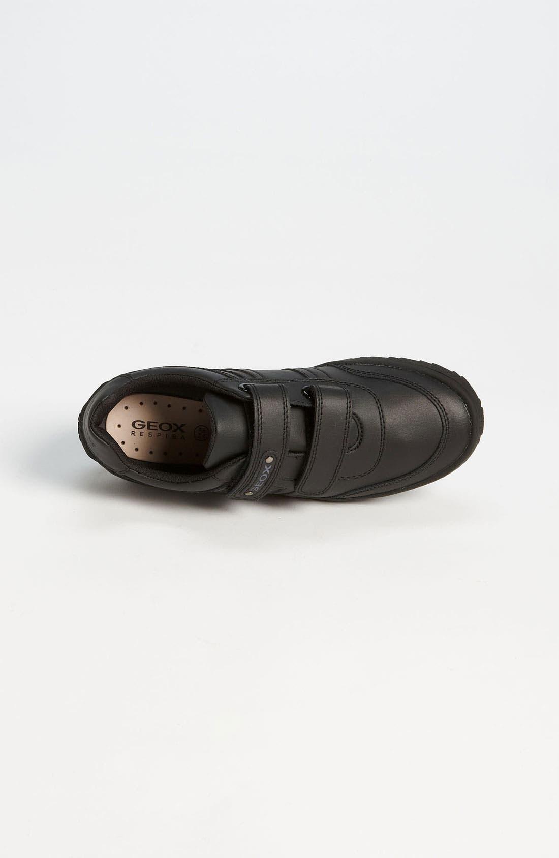 Alternate Image 3  - Geox 'Atlante Smooth' Sneaker (Toddler, Little Kid & Big Kid)