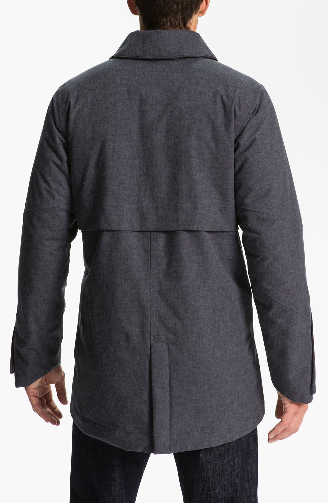 Alternate Image 2  - Nau 'Down Tempo' Down Trench Coat