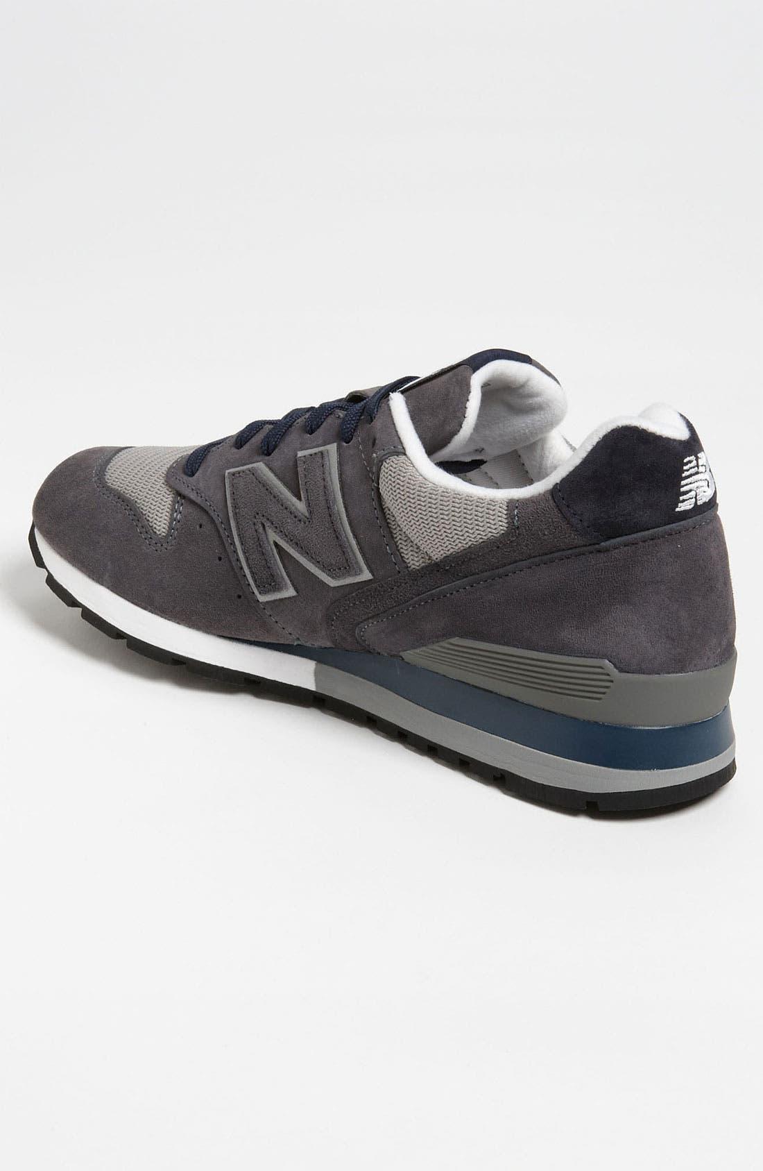 Alternate Image 2  - New Balance '996' Sneaker (Men) (Online Only)