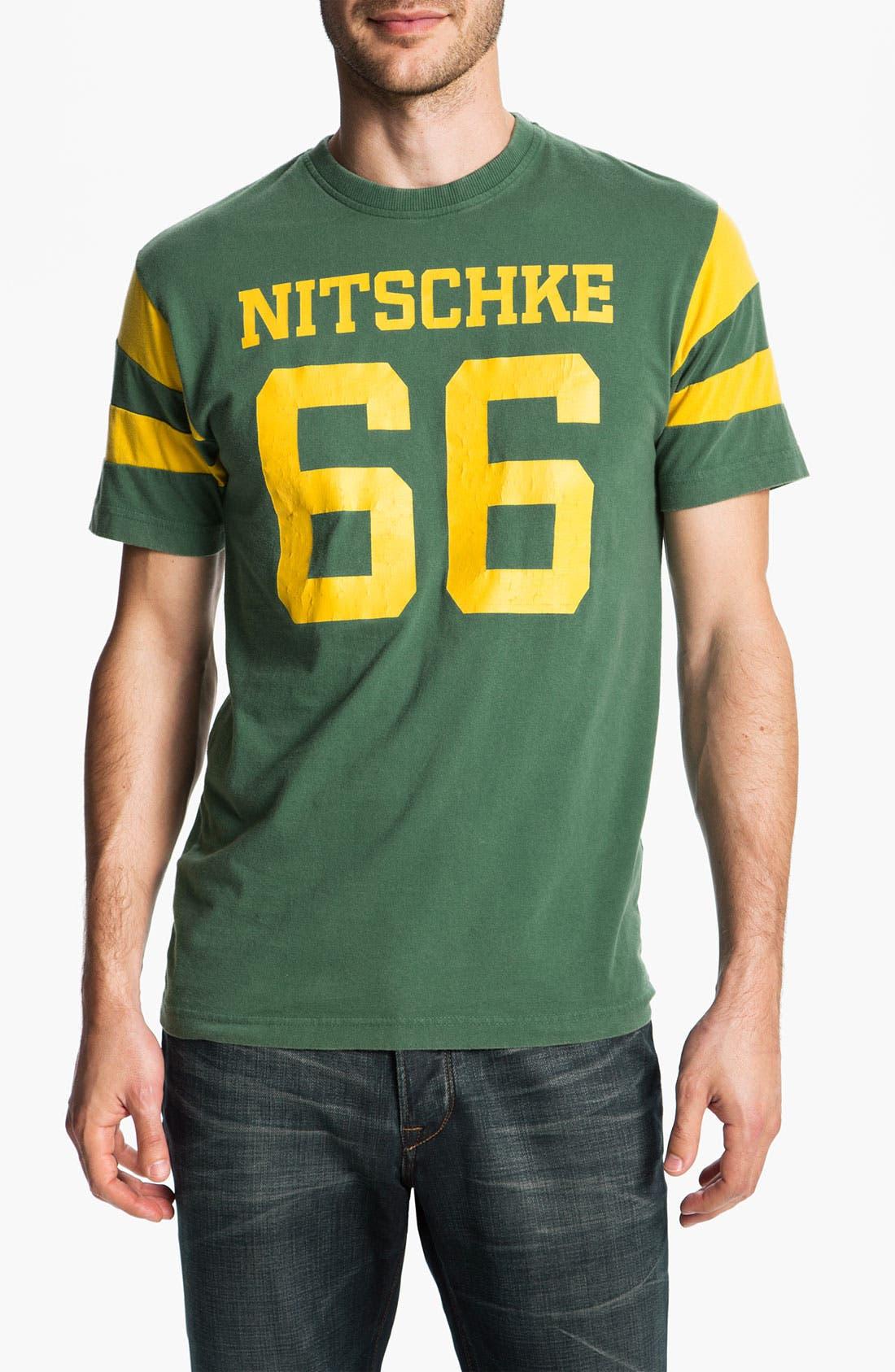 Alternate Image 1 Selected - Red Jacket 'Ray Nitschke - Nickel' T-Shirt