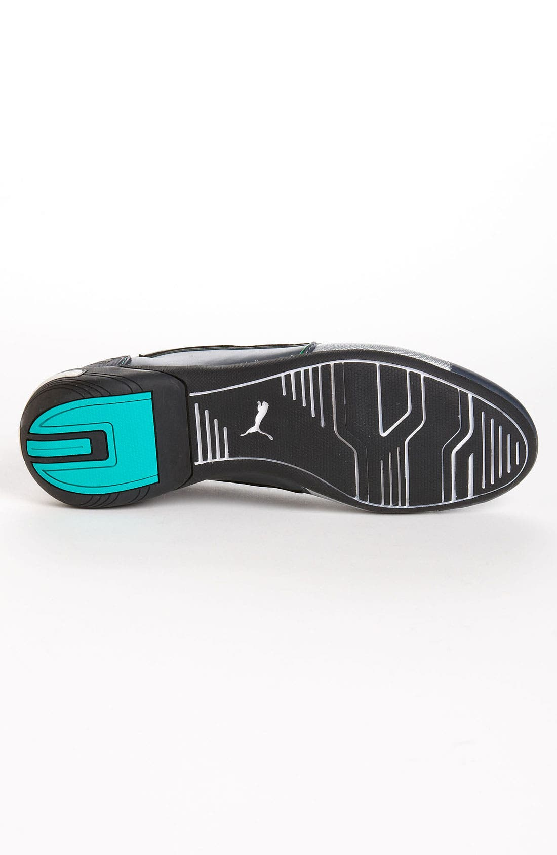 Alternate Image 4  - PUMA 'Mercedes AMG Petronas Grand Cat' Sneaker (Men)